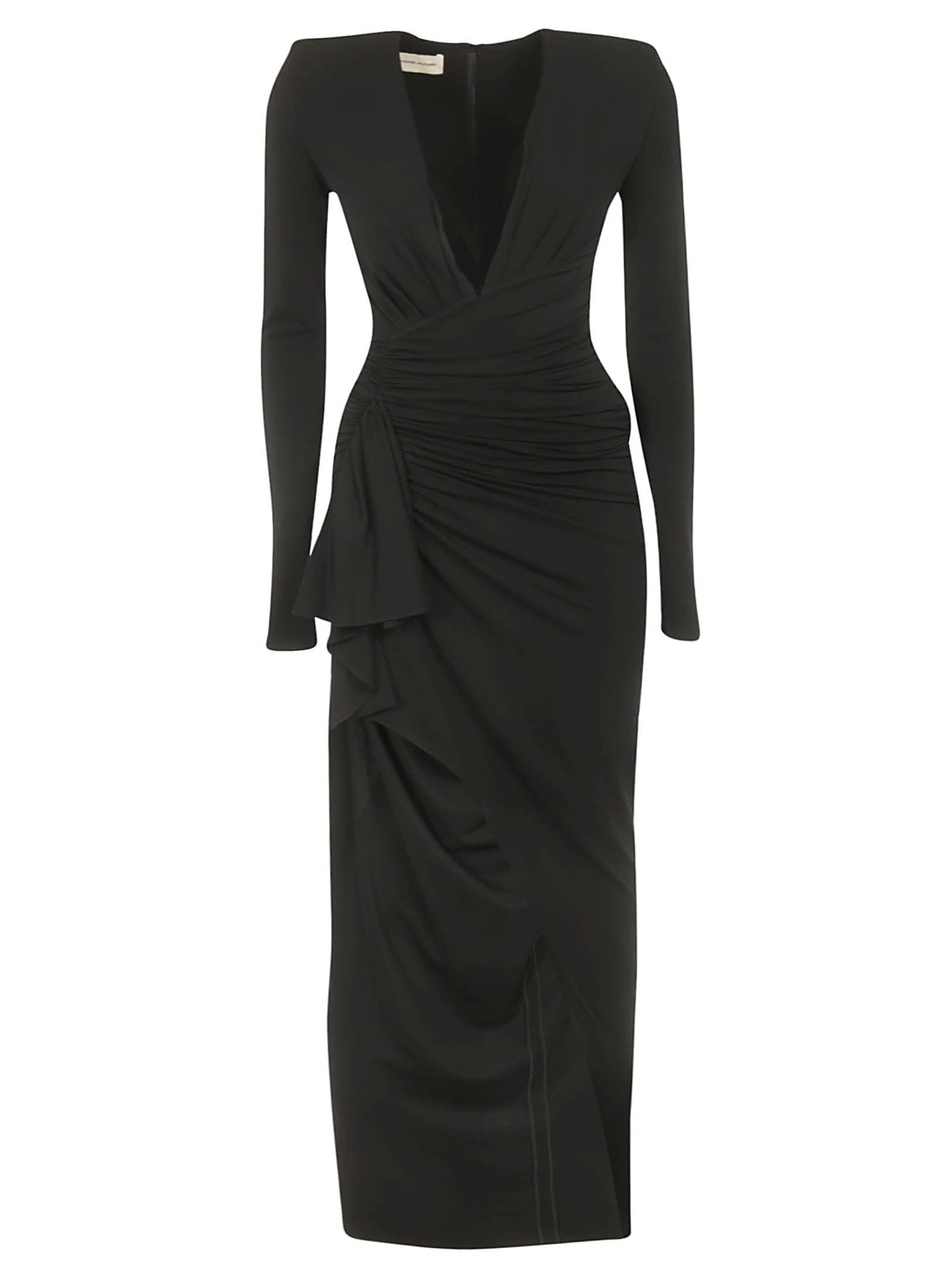 Alexandre Vauthier Ruched Dress