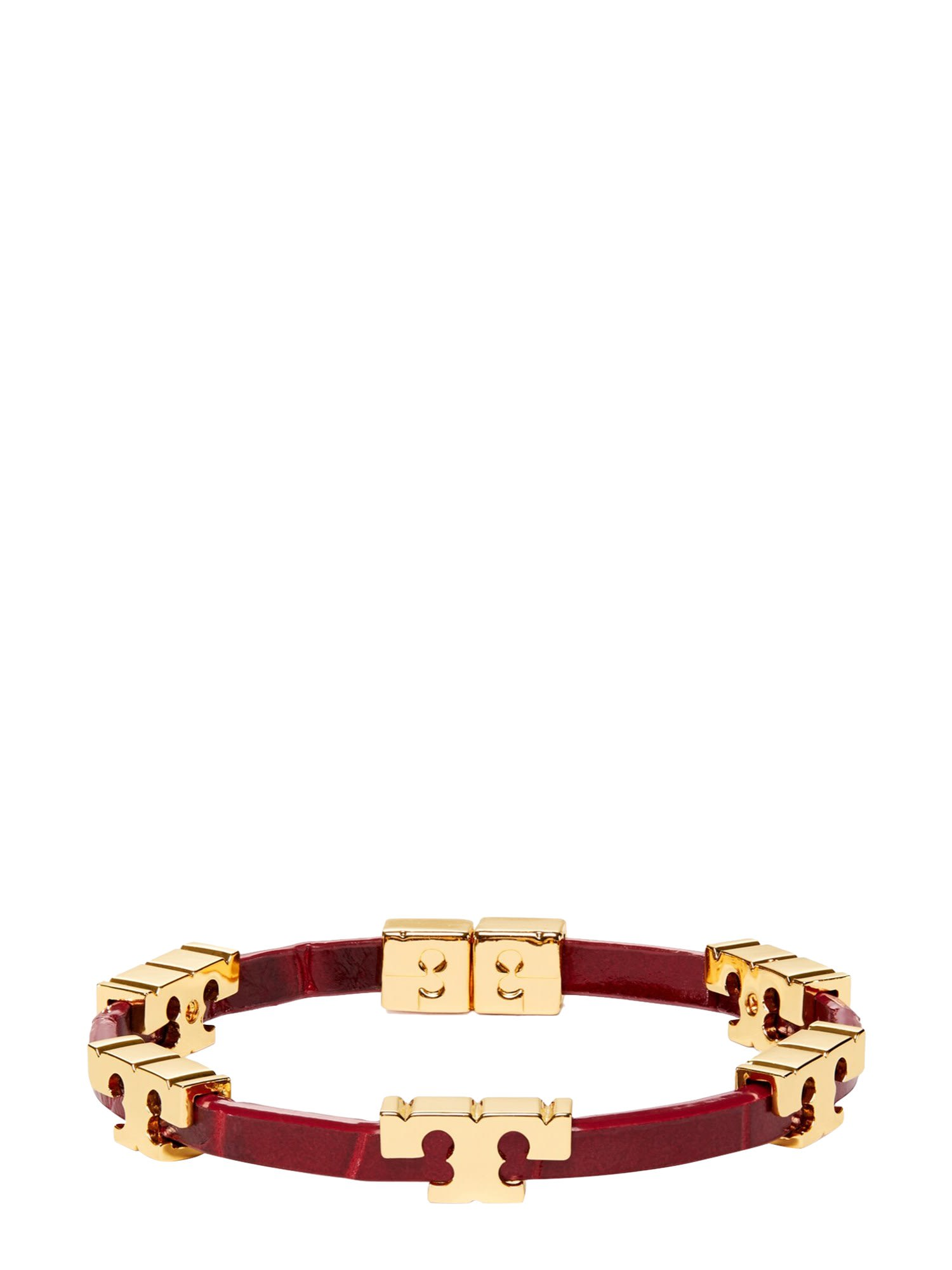 Tory Burch Single Bracelet With Logo