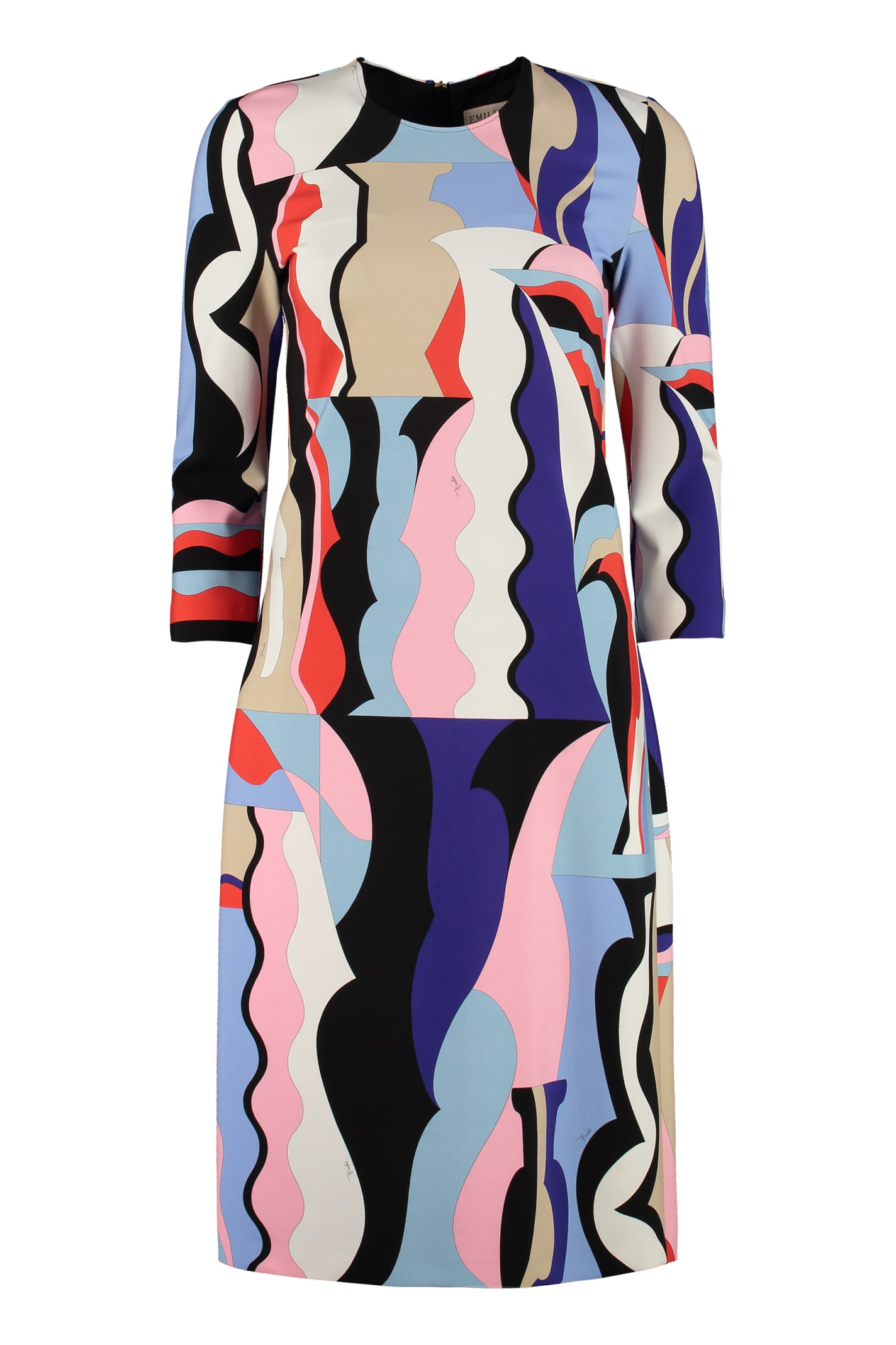 Buy Emilio Pucci Viscose Dress online, shop Emilio Pucci with free shipping