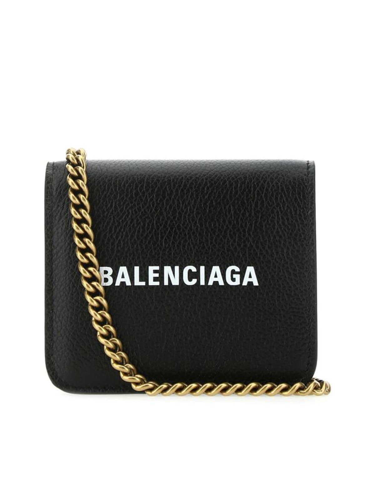 Balenciaga Cash Flap Coin On Chain