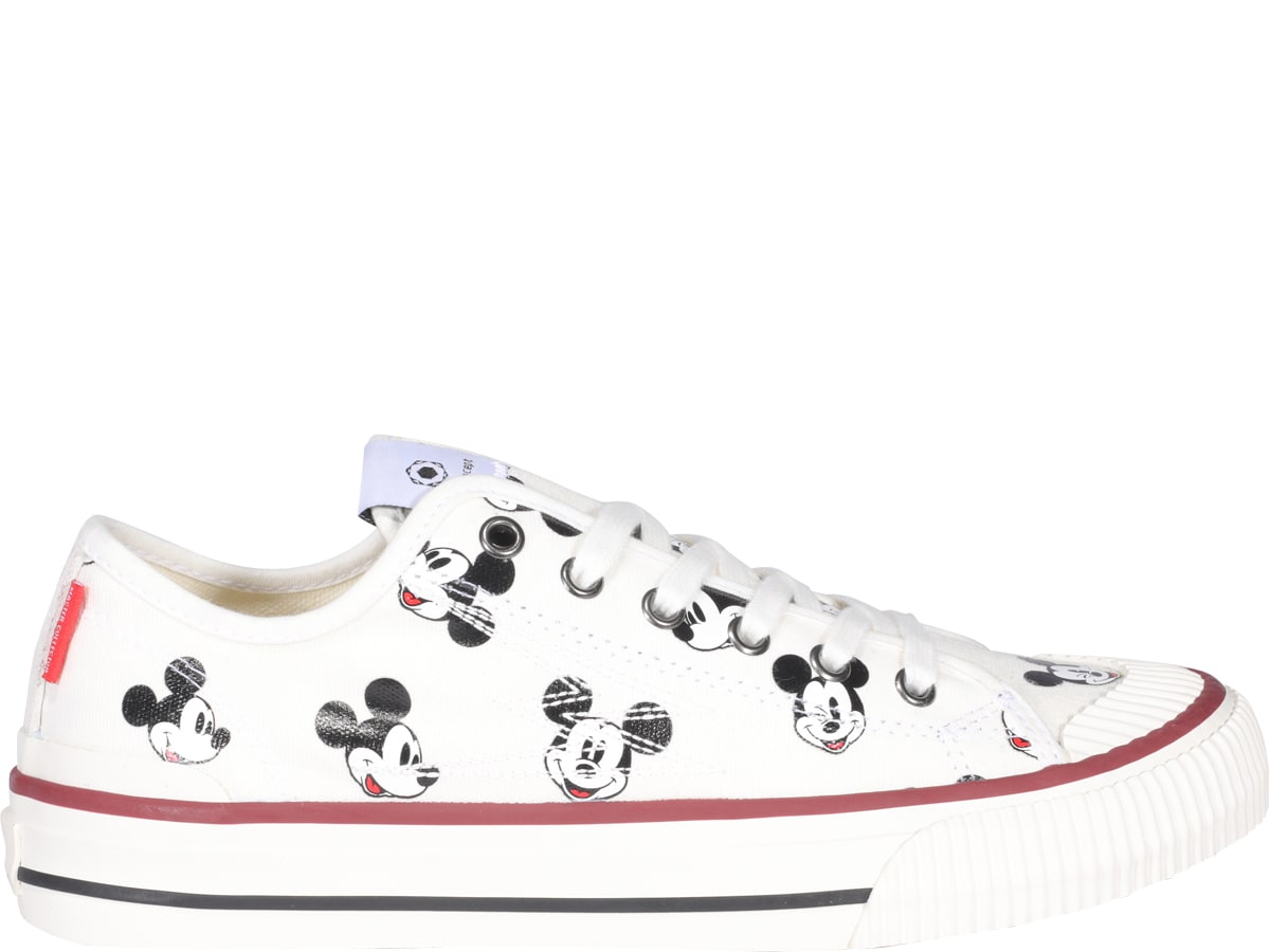 Moa Master Of Arts Sneakers M.O.A. MASTER OF ARTS MASTER COLLECTOR MICKEY MOUSE SNEAKERS
