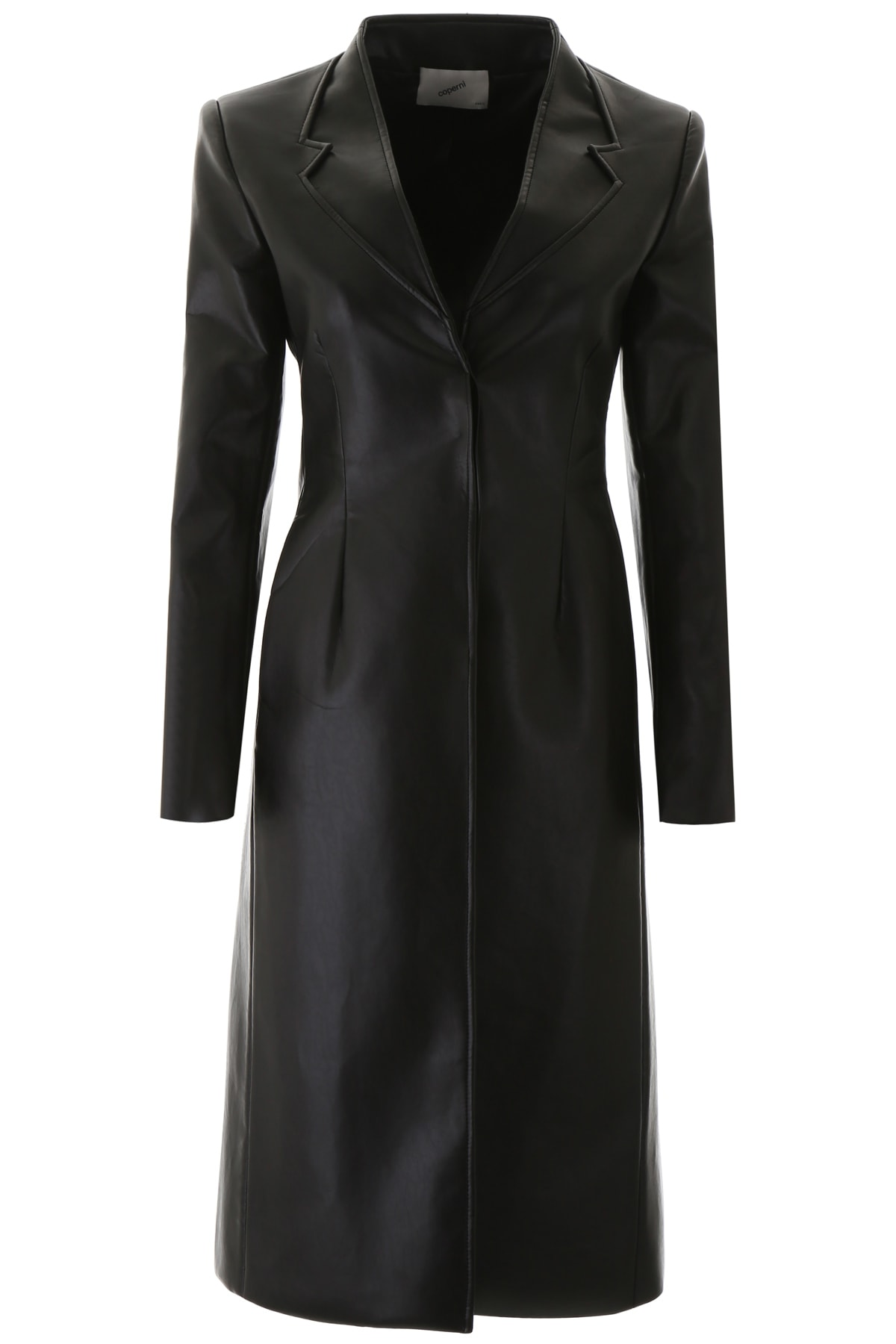 Coperni Leather Coat