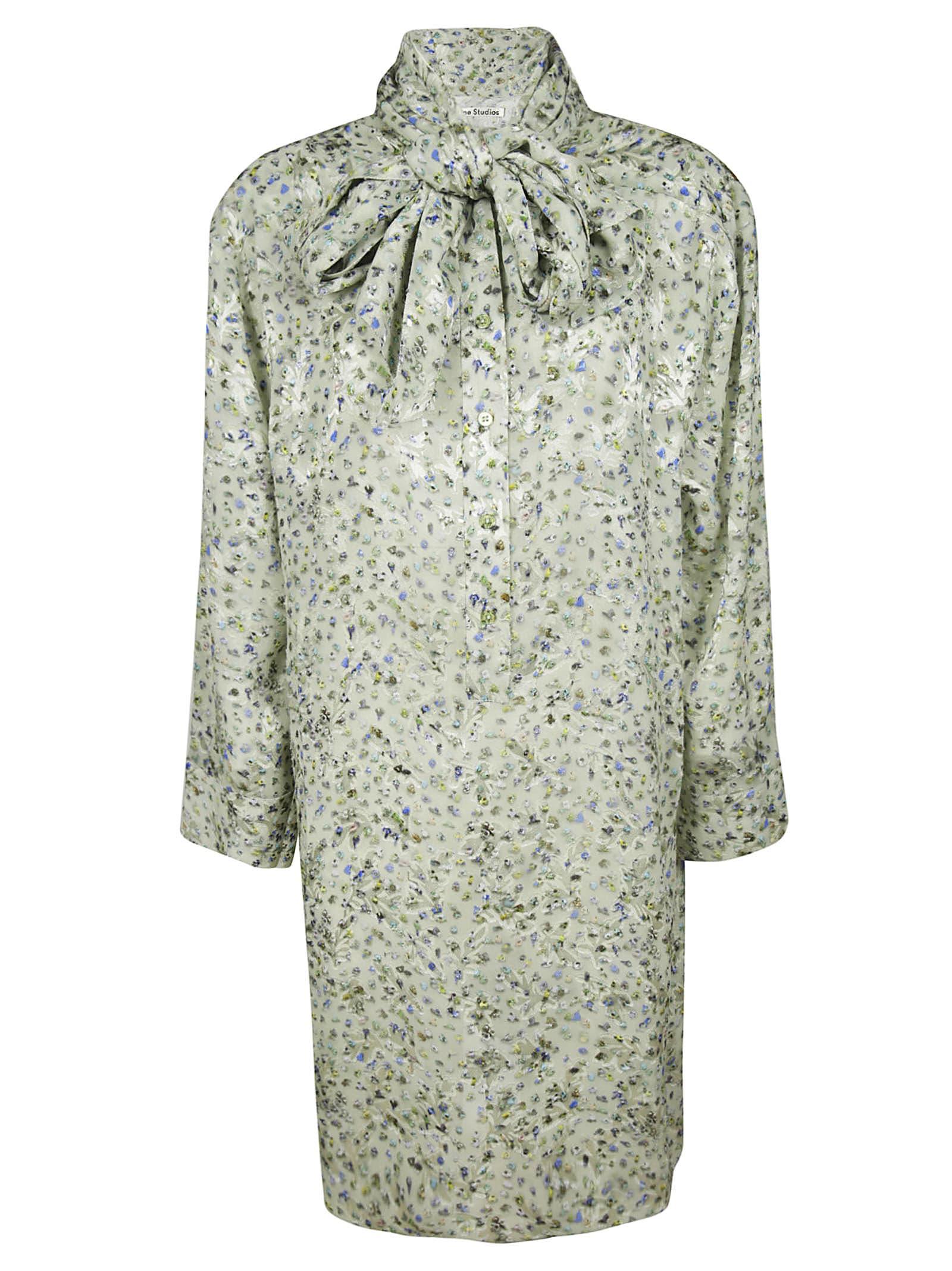 Acne Studios Buttoned Dress