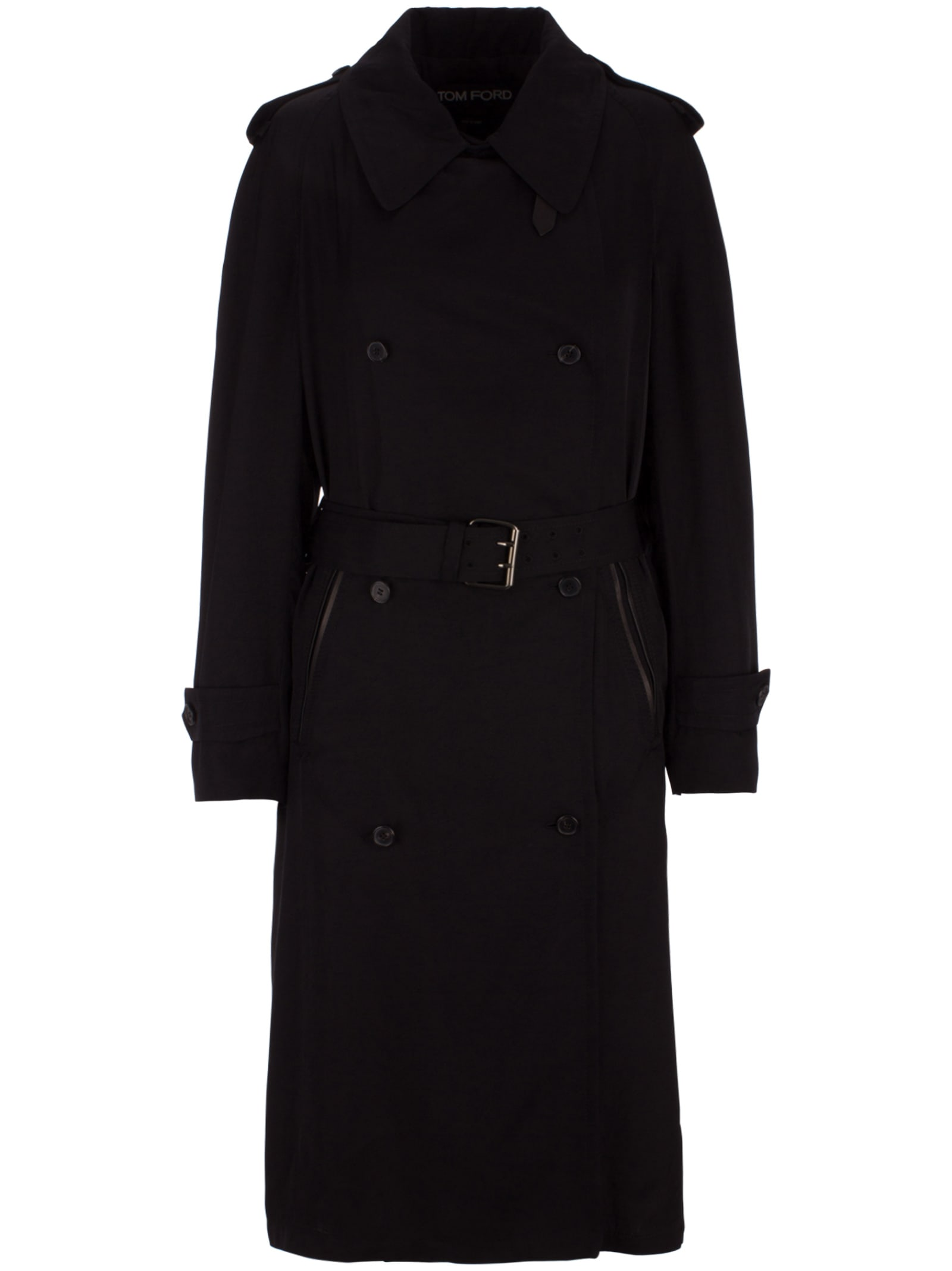 Photo of  Tom Ford Trench- shop Tom Ford jackets online sales