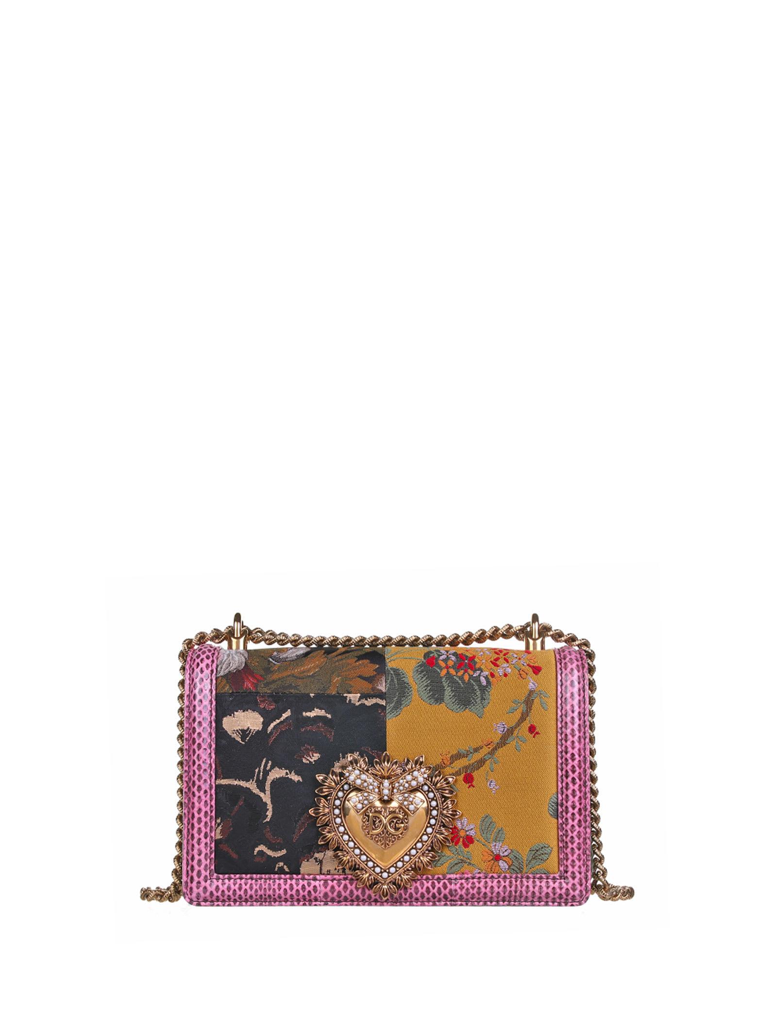 Dolce & Gabbana Leathers DEVOTION BAG