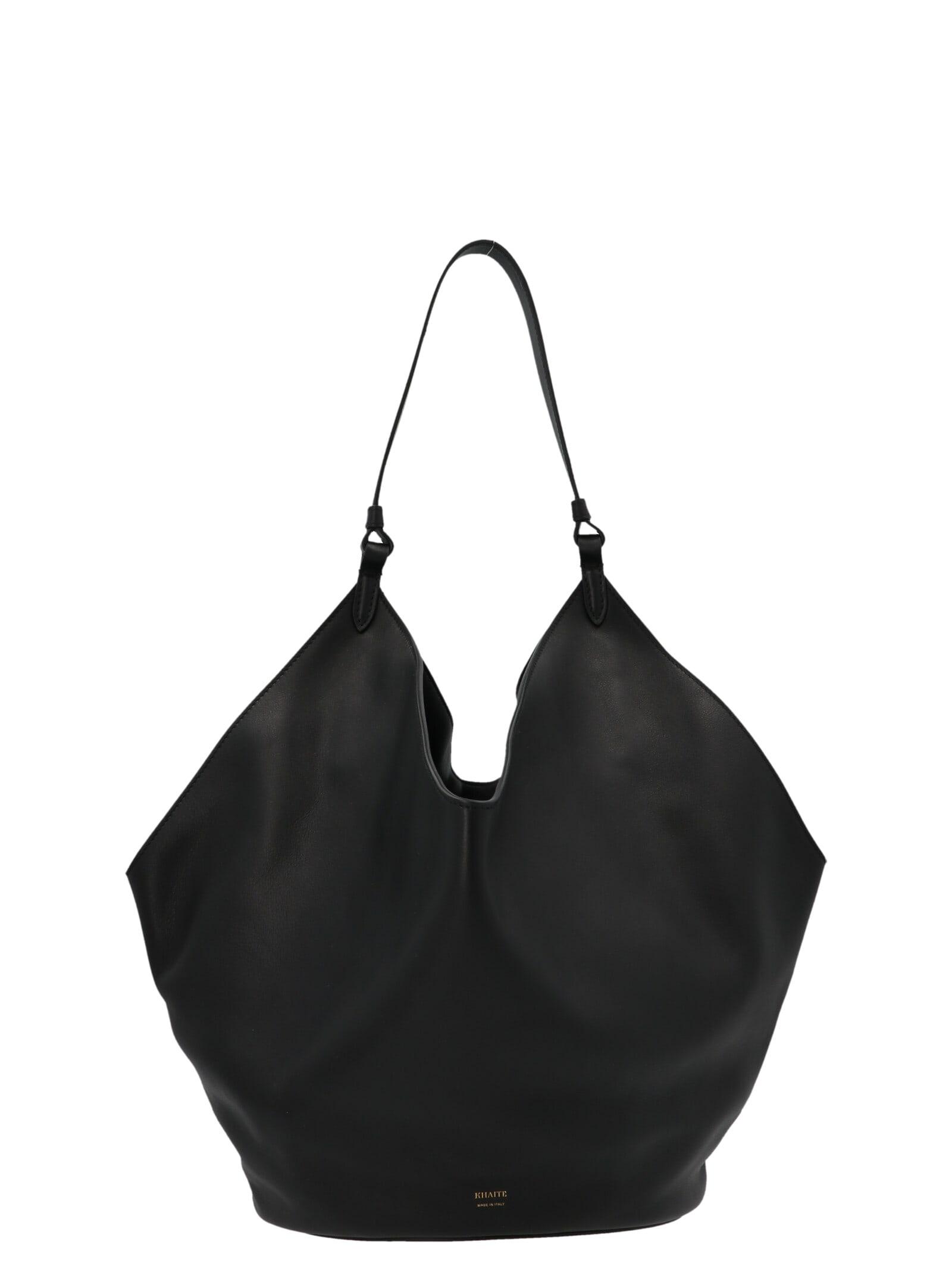 Khaite lotus Medium Hand Bag