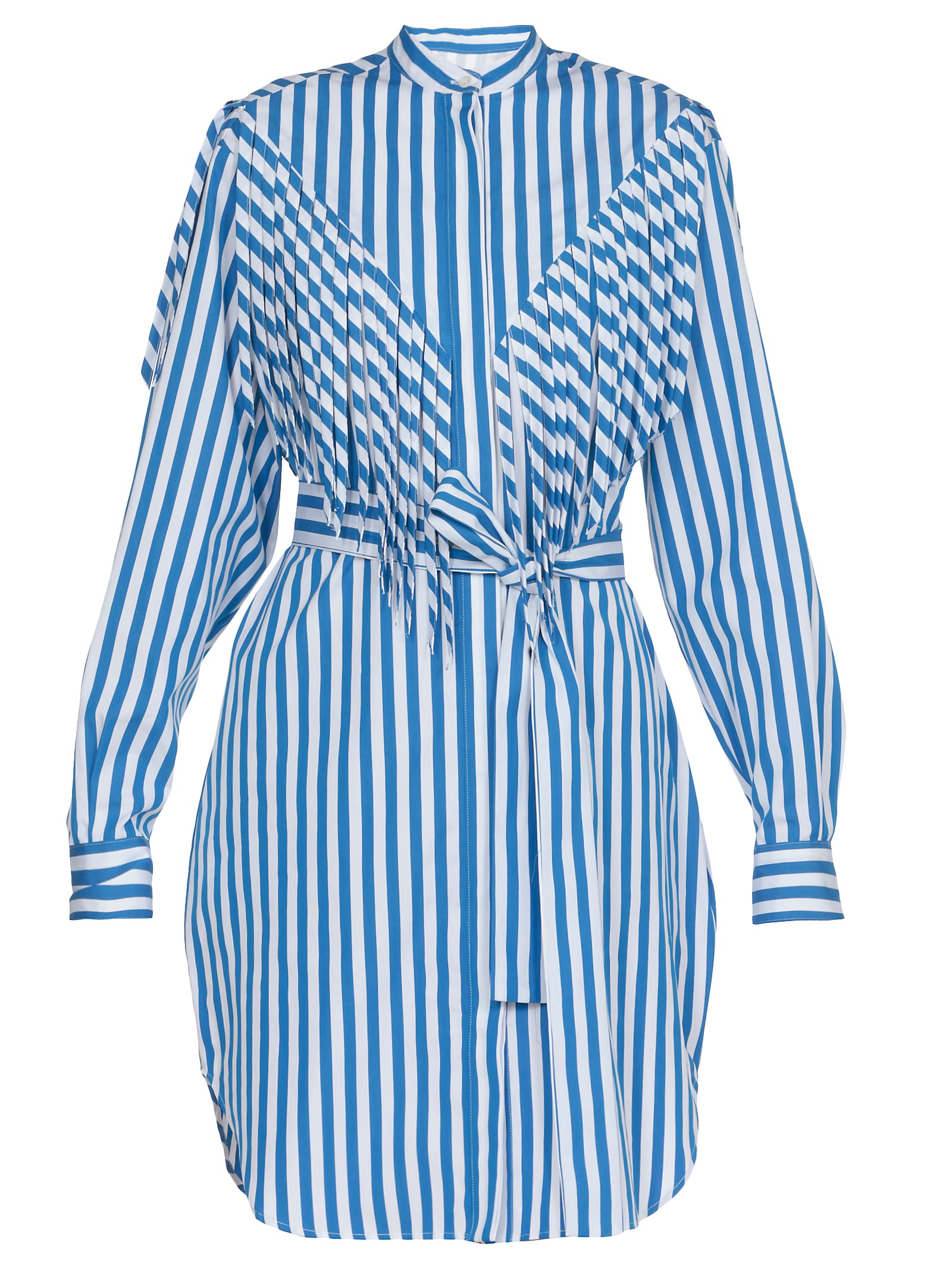 Buy MSGM Striped Dress online, shop MSGM with free shipping