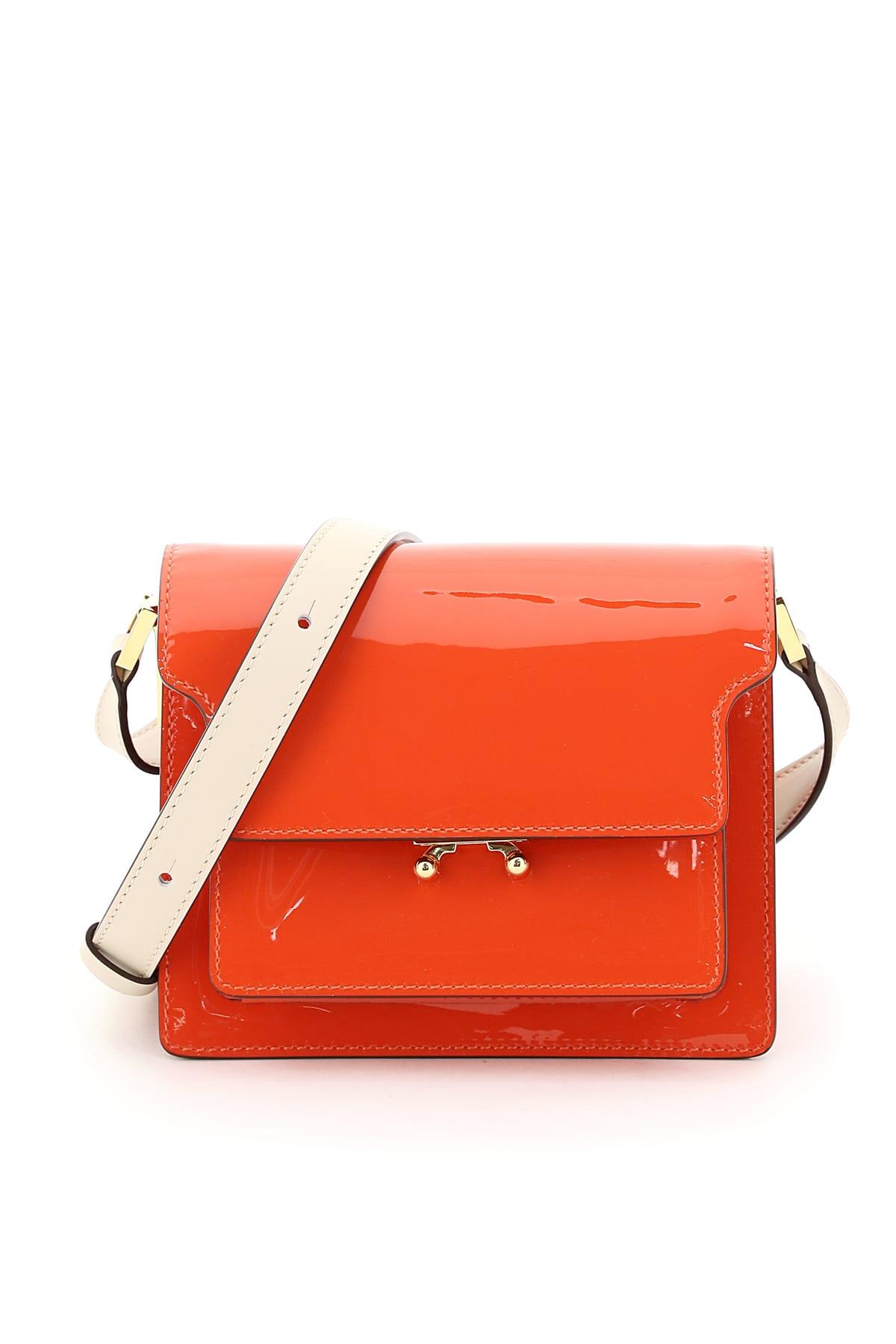 Marni Bags NEW TRUNK MINI SHOULDER BAG