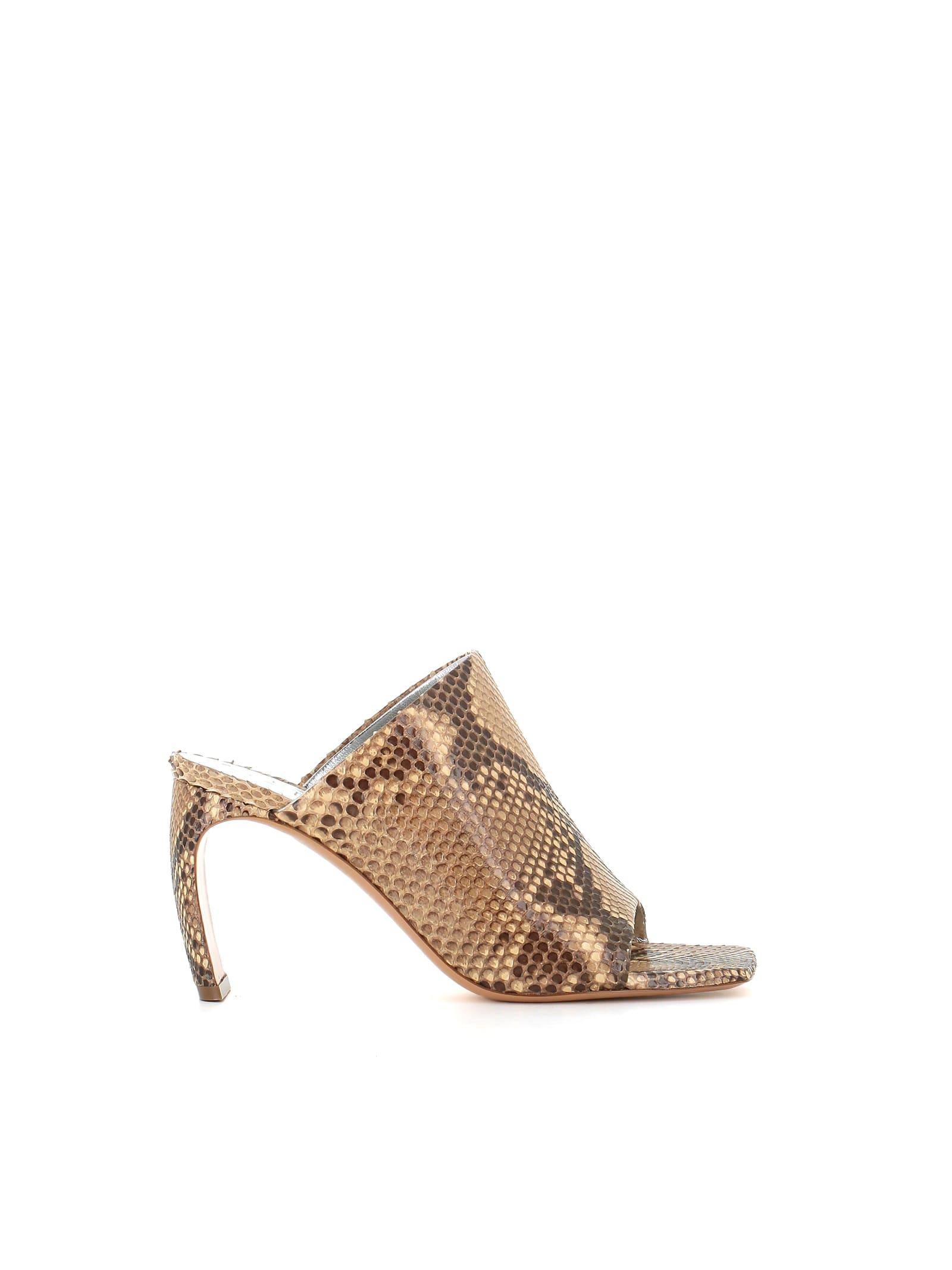 Buy Lanvin Sabot J online, shop Lanvin shoes with free shipping