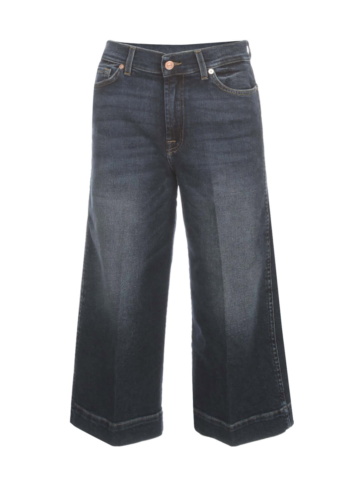 7 For All Mankind CULOTTE LUXE VINTAGE RIGH ONE