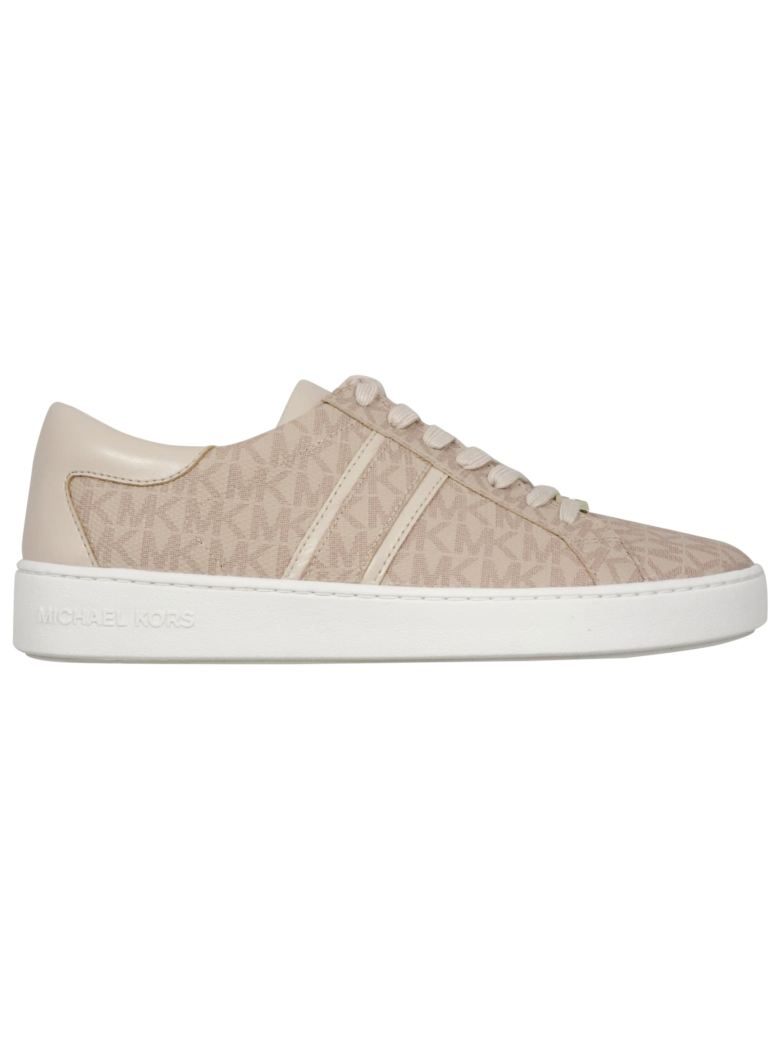 Michael Kors KEATON STRIPE LACE UP SNEAKER