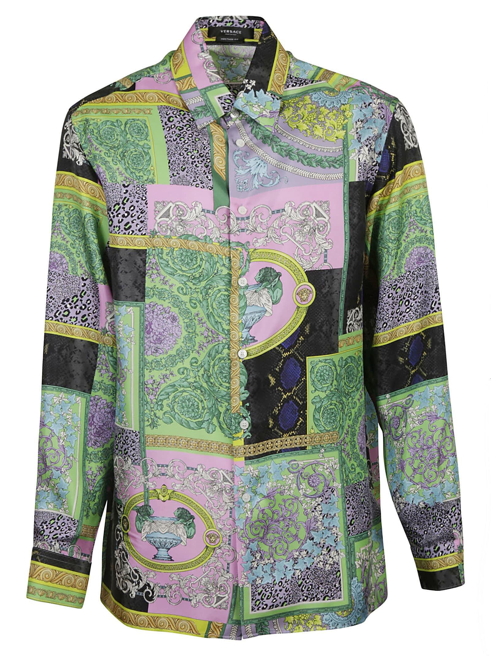 Versace ALL-OVER PRINTED SHIRT