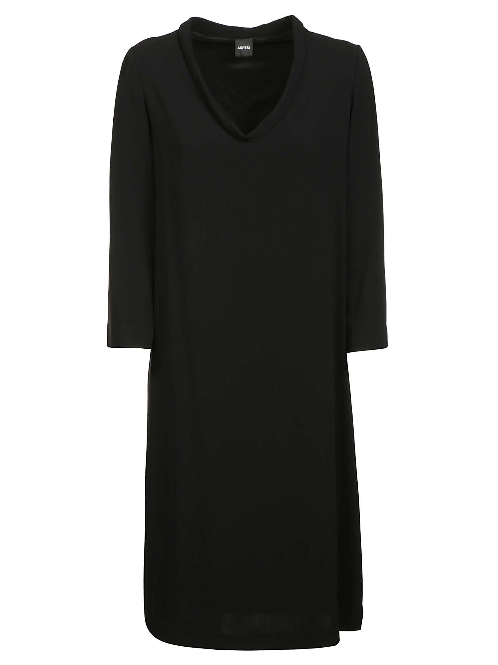 Aspesi V-neck Dress