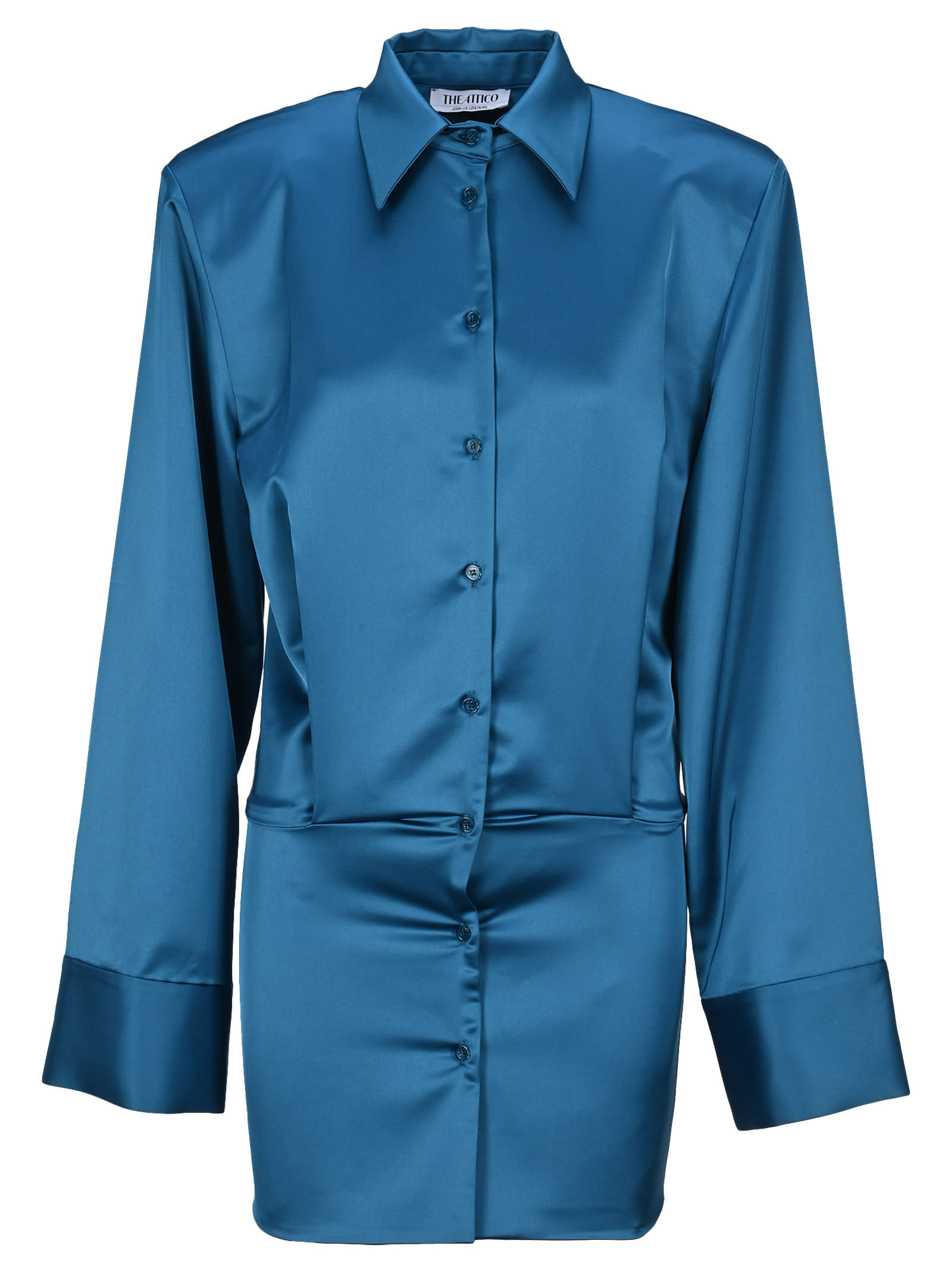 Attico ATTICO MARGOT MINI SHIRT DRESS