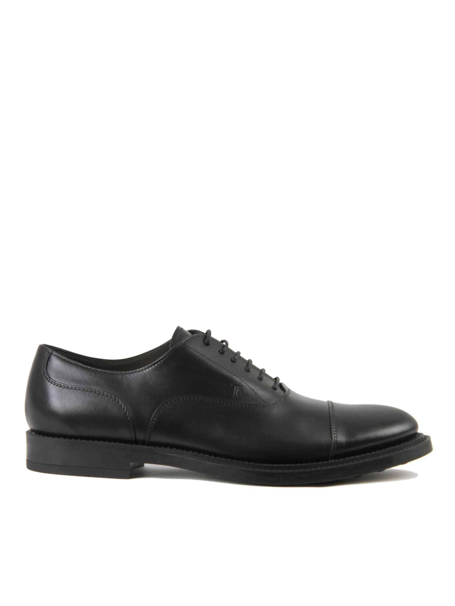 TOD'S OXFORD FEATURING LOGO