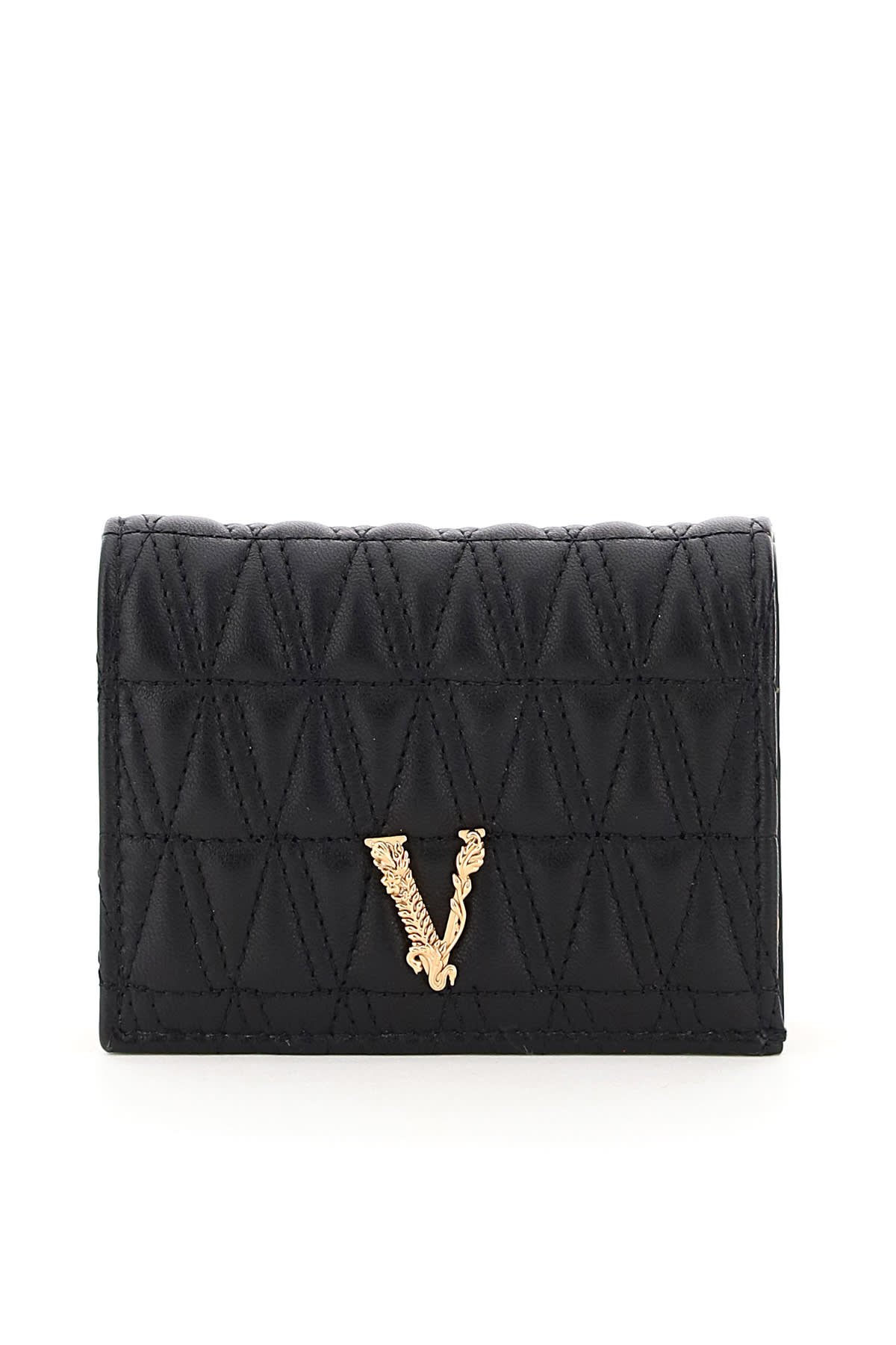 Versace VIRTUS QUILTED WALLET