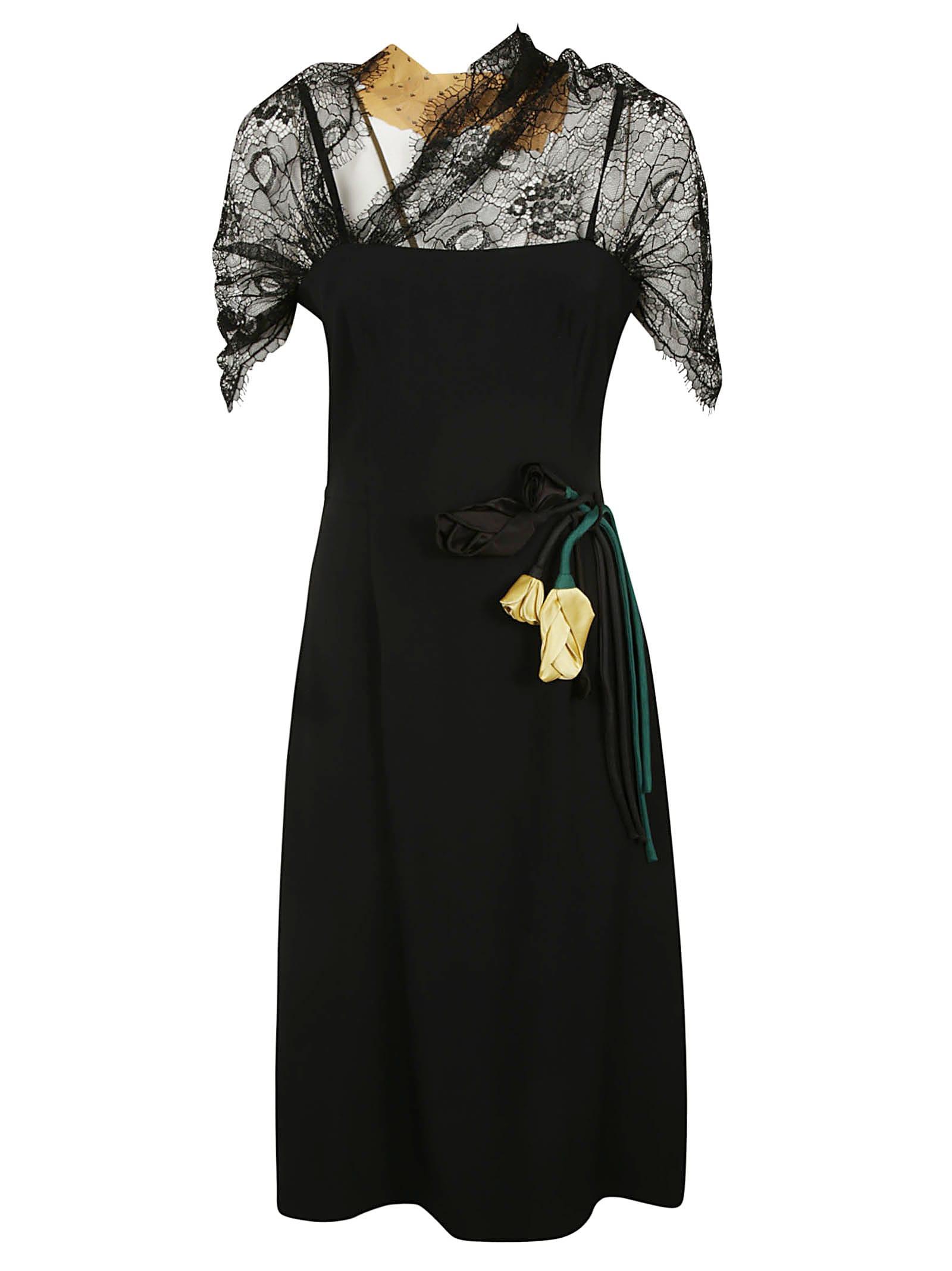 Prada Laced Dress
