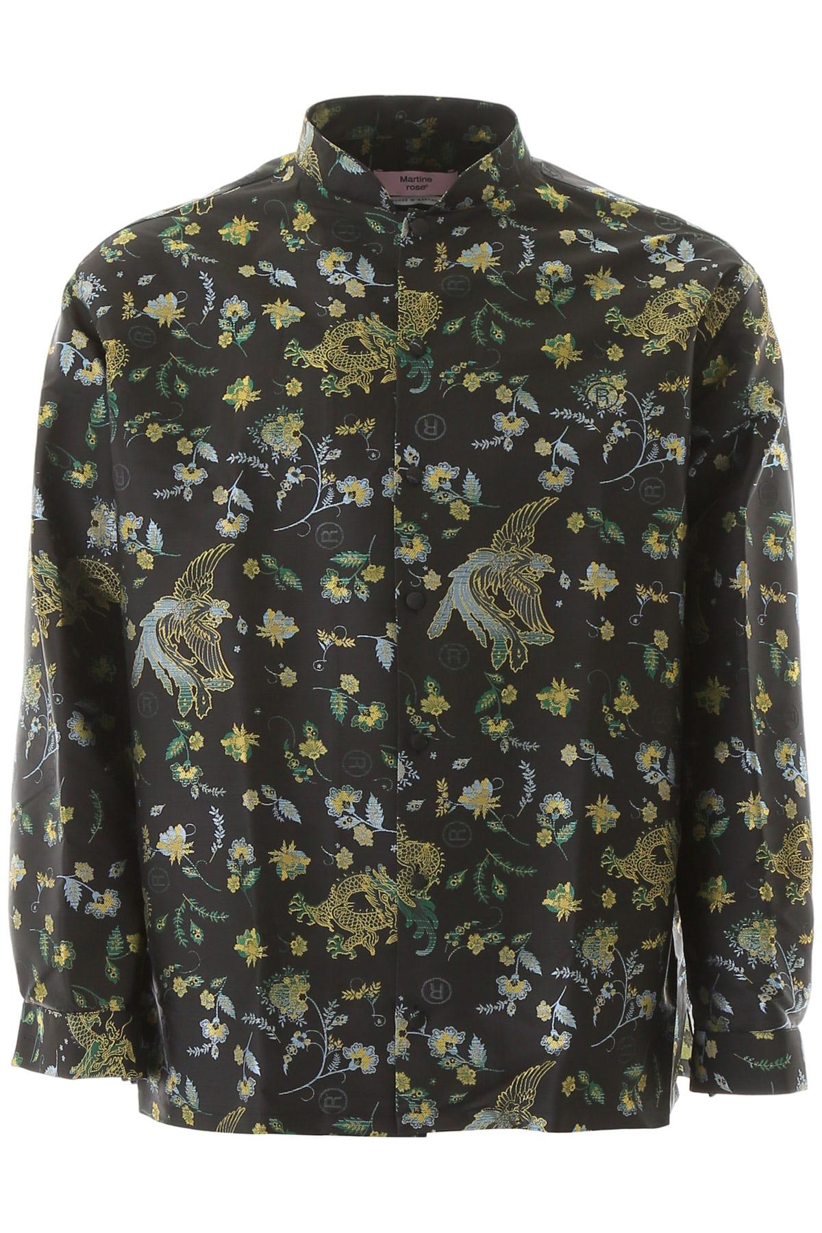 Martine Rose Tessanne Jacquard Shirt