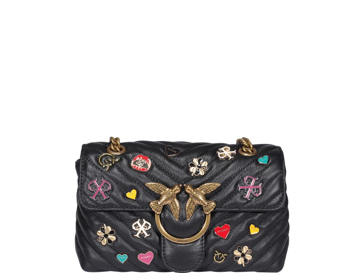 Pinko Mini Love Puff Bag