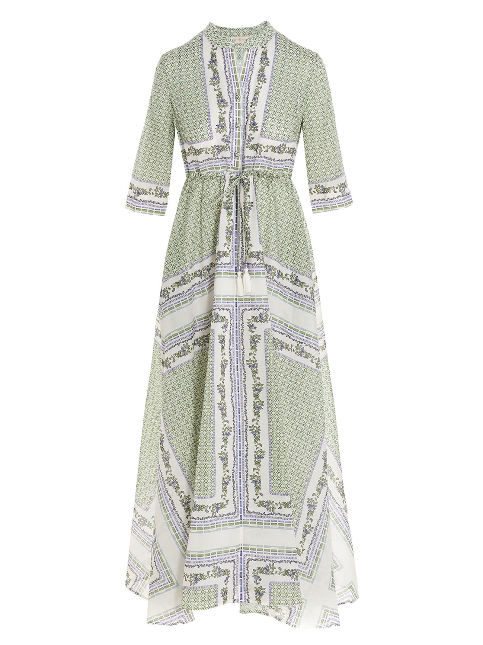 Buy garden Dress online, shop Tory Burch with free shipping