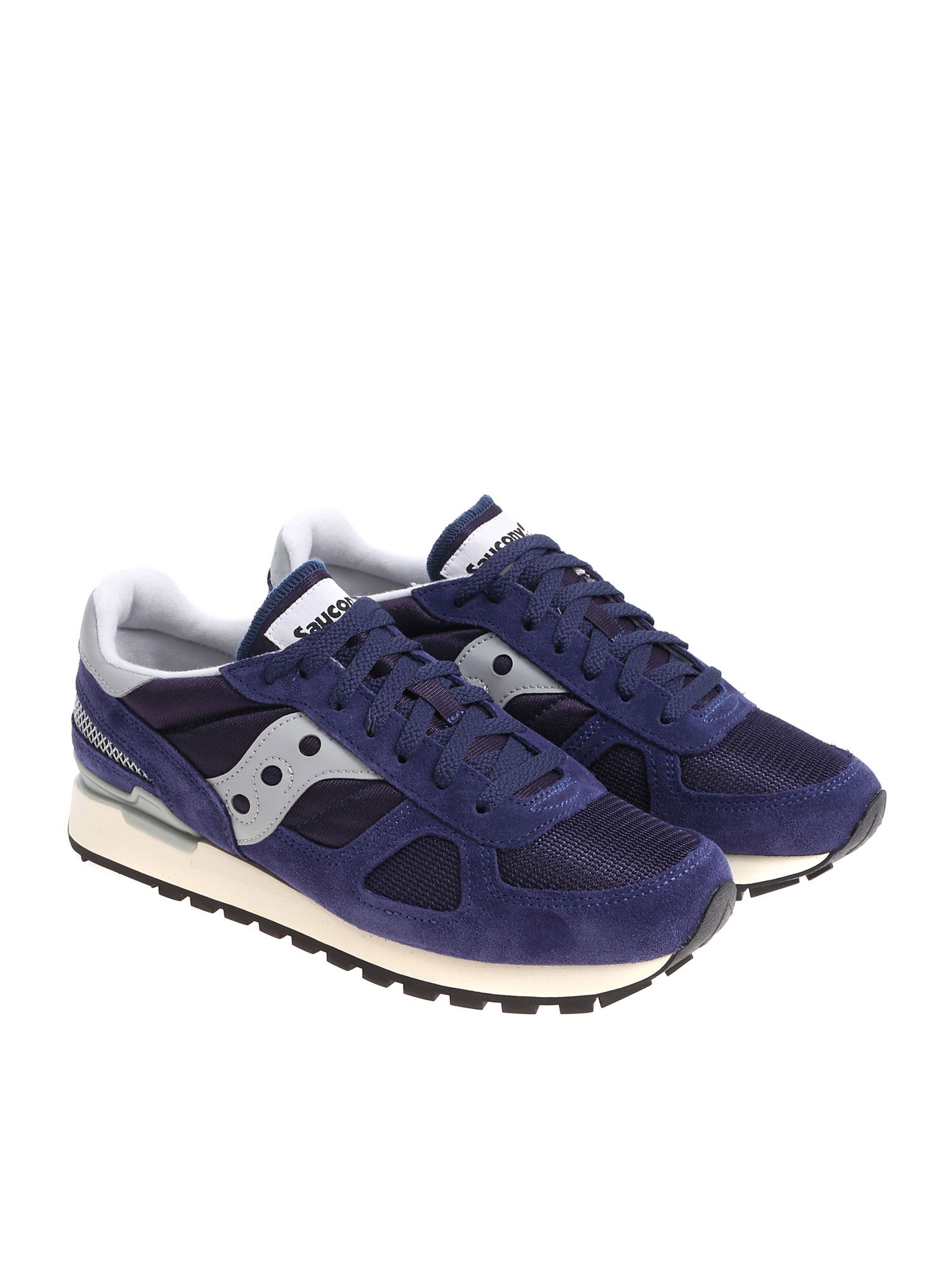 new product a094d b8611 Saucony Shadow Original Vintage Sneakers