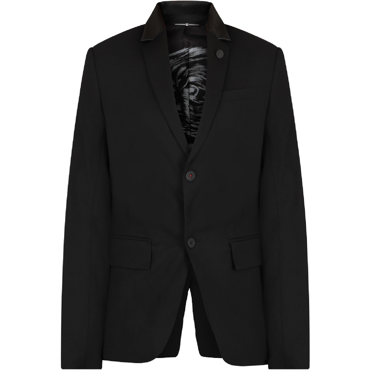 Givenchy Kids' Black Boy Jacket