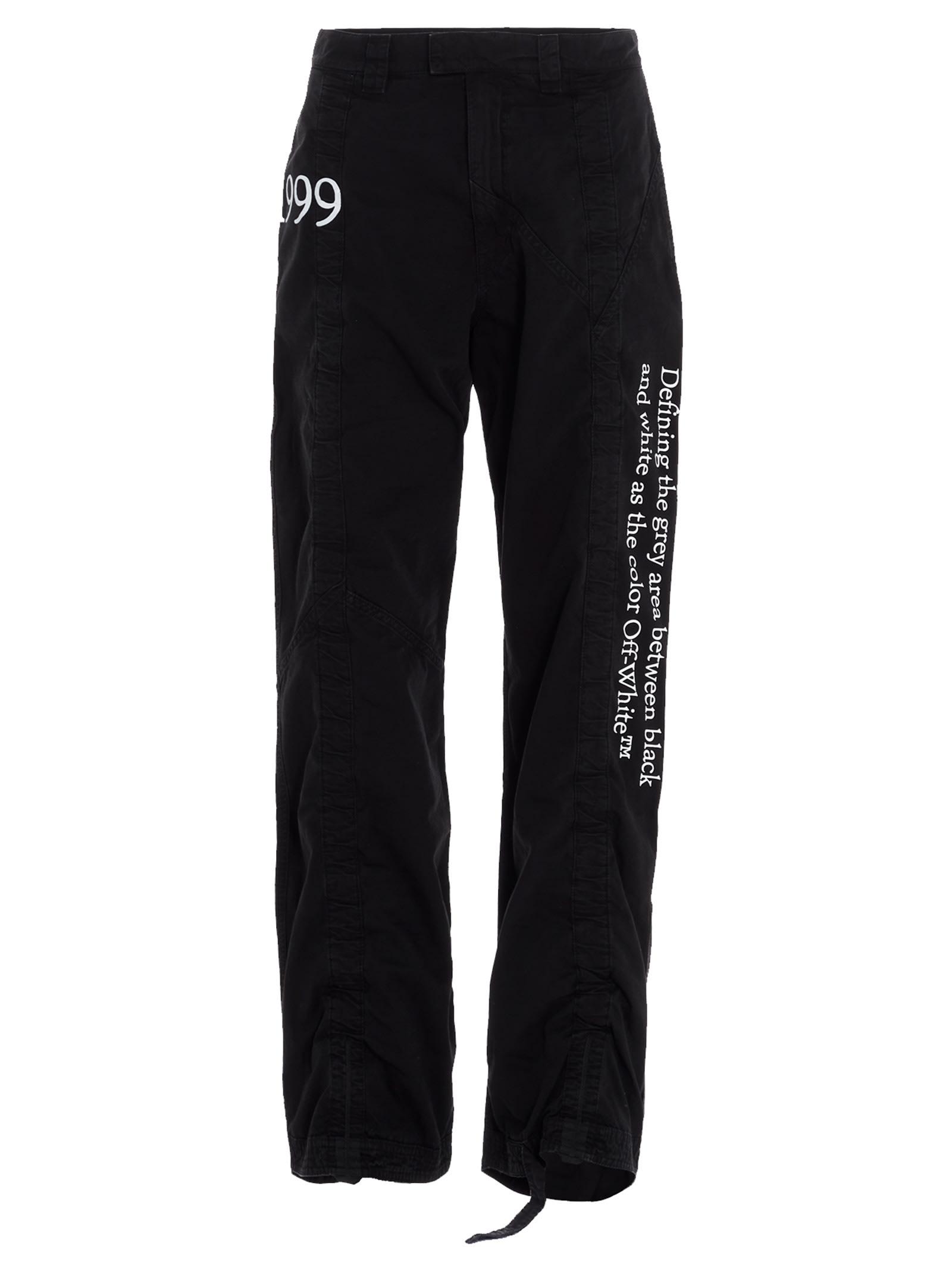 Off-white 1999 Contour Pants