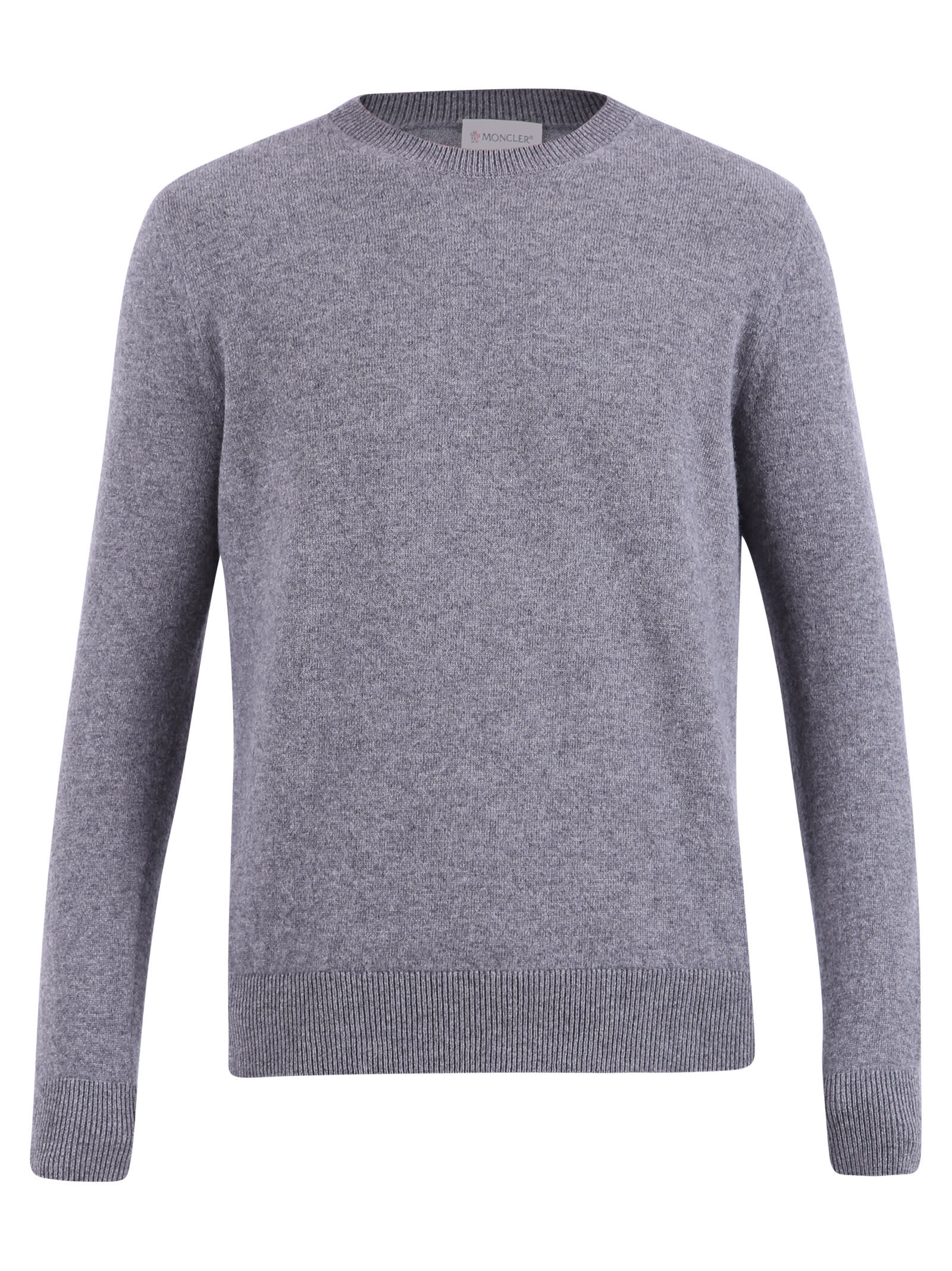 Moncler Grey Sweater