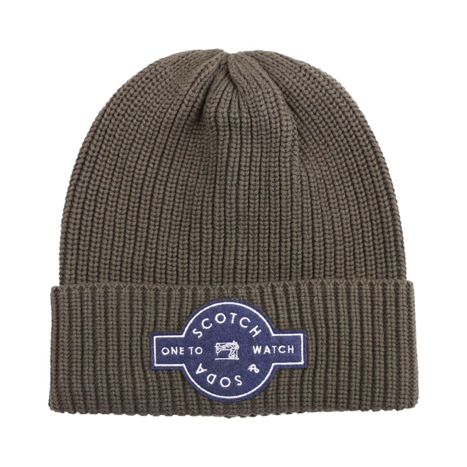 867d2b956 Scotch&soda Cotton Hat