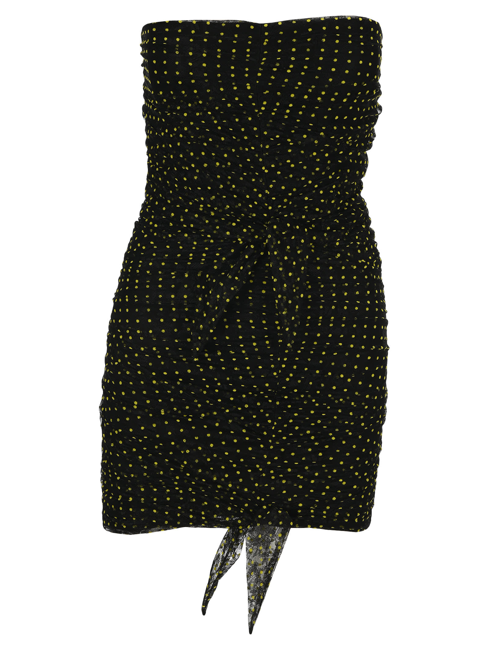 Buy Philosophy Polka-dot Tulle Dress online, shop Philosophy di Lorenzo Serafini with free shipping
