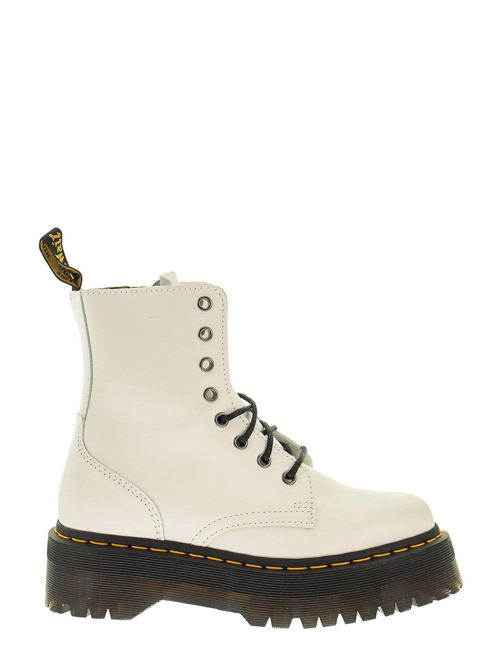 Dr. Martens Jadon - Platform Boots