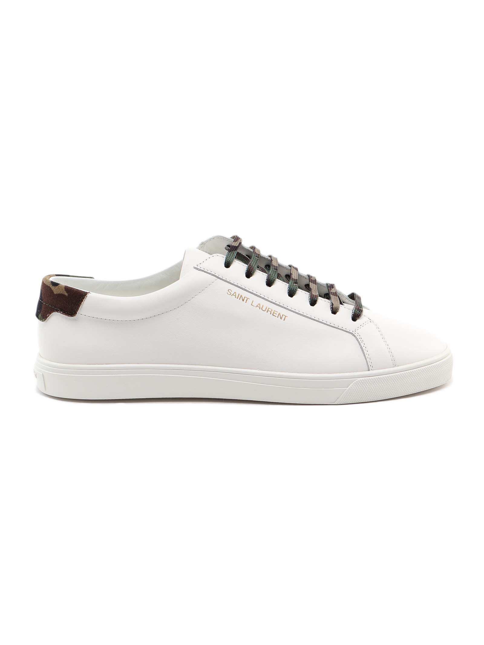 Top Low Laurent Saint Andy Sneaker CxBosdtrhQ