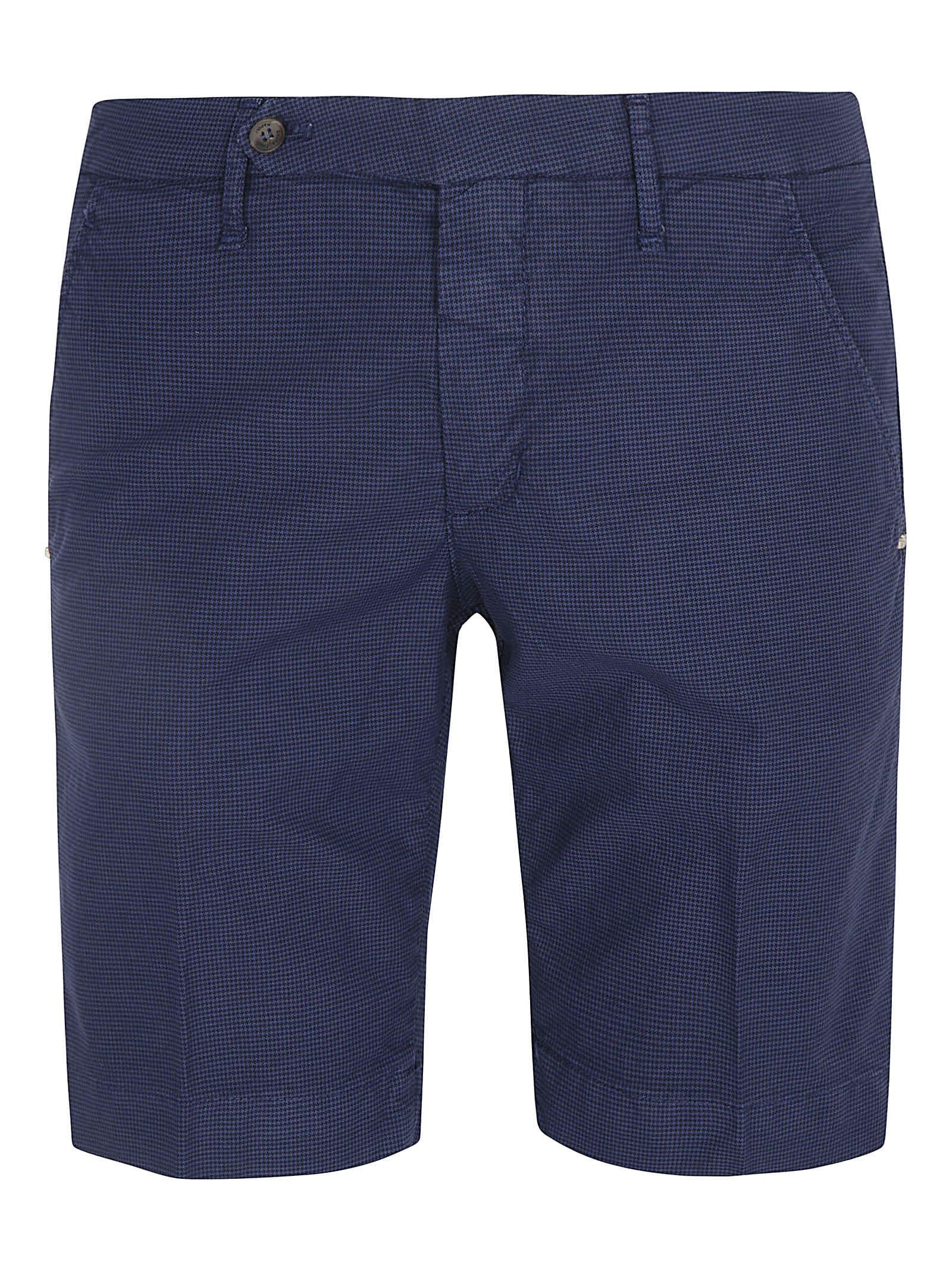 Classic Slim Fit Shorts