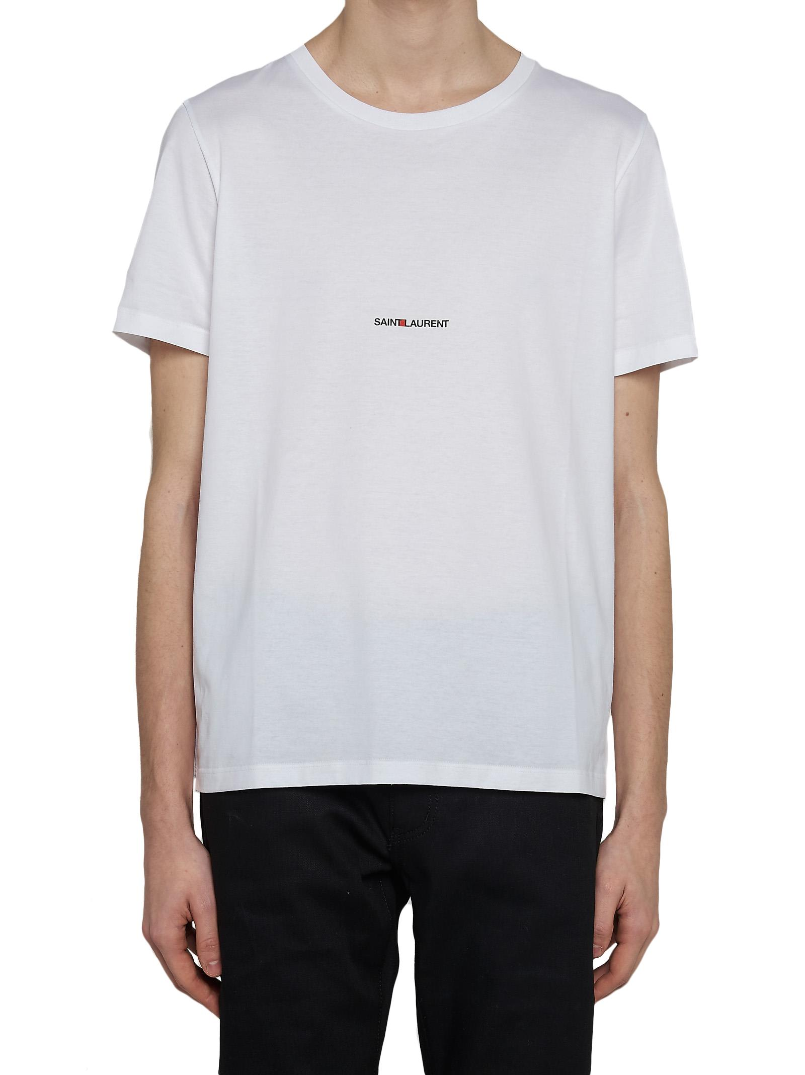 Saint Laurent saint Laurent Rive Gauche T-shirt