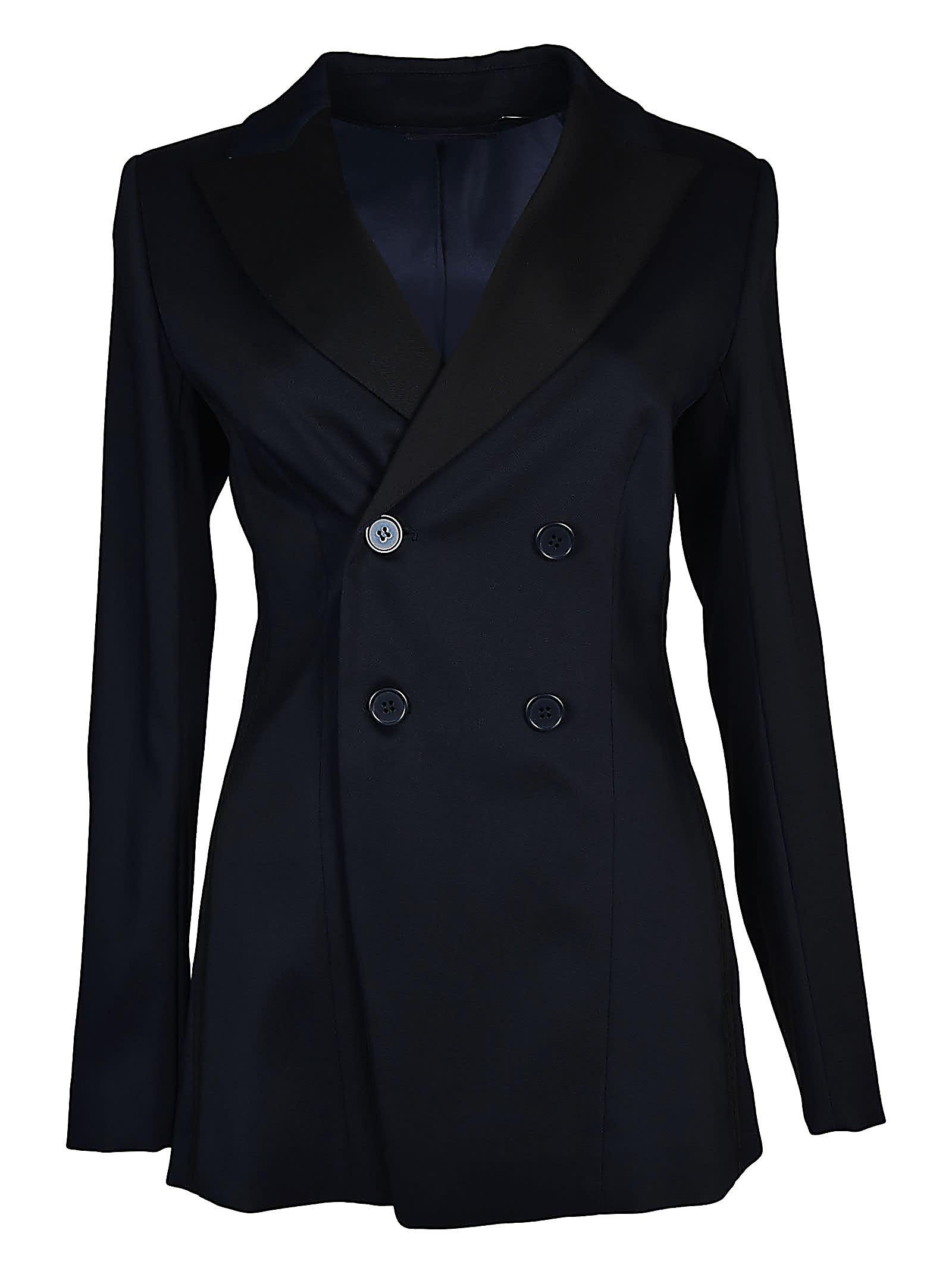 SportMax Code Classic Pea Coat