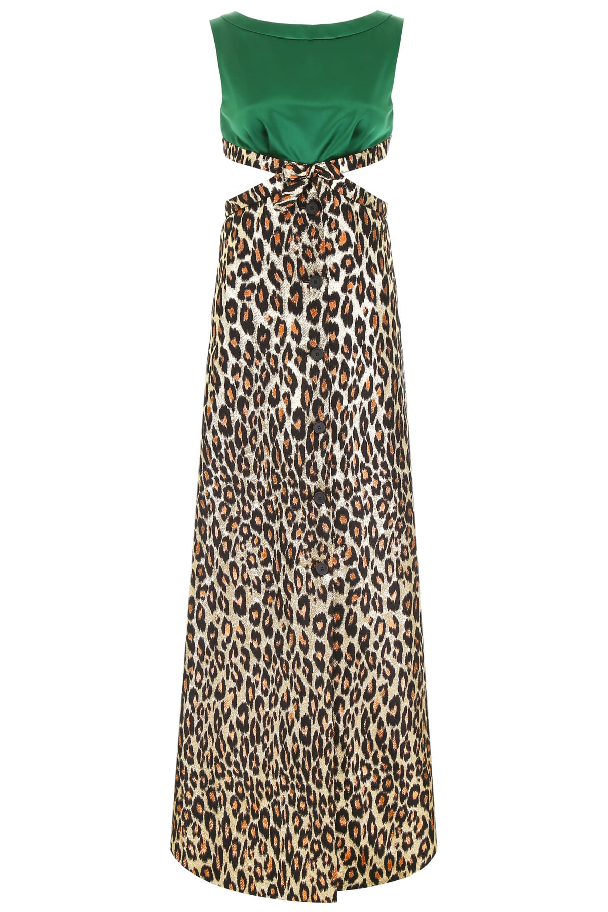 Miu Miu Long Evening Dress