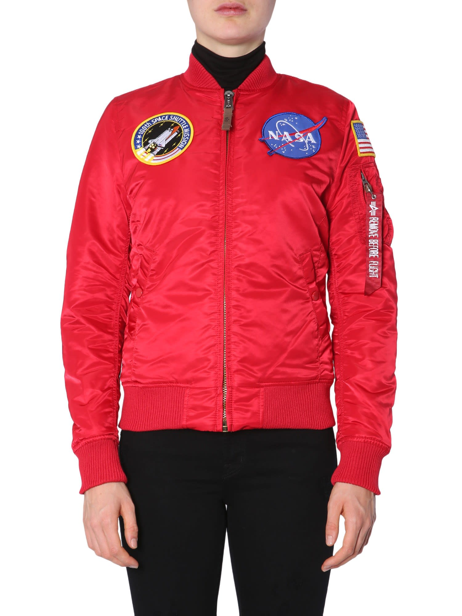 Alpha Industries Ma-1 Vf Nasa Bomber