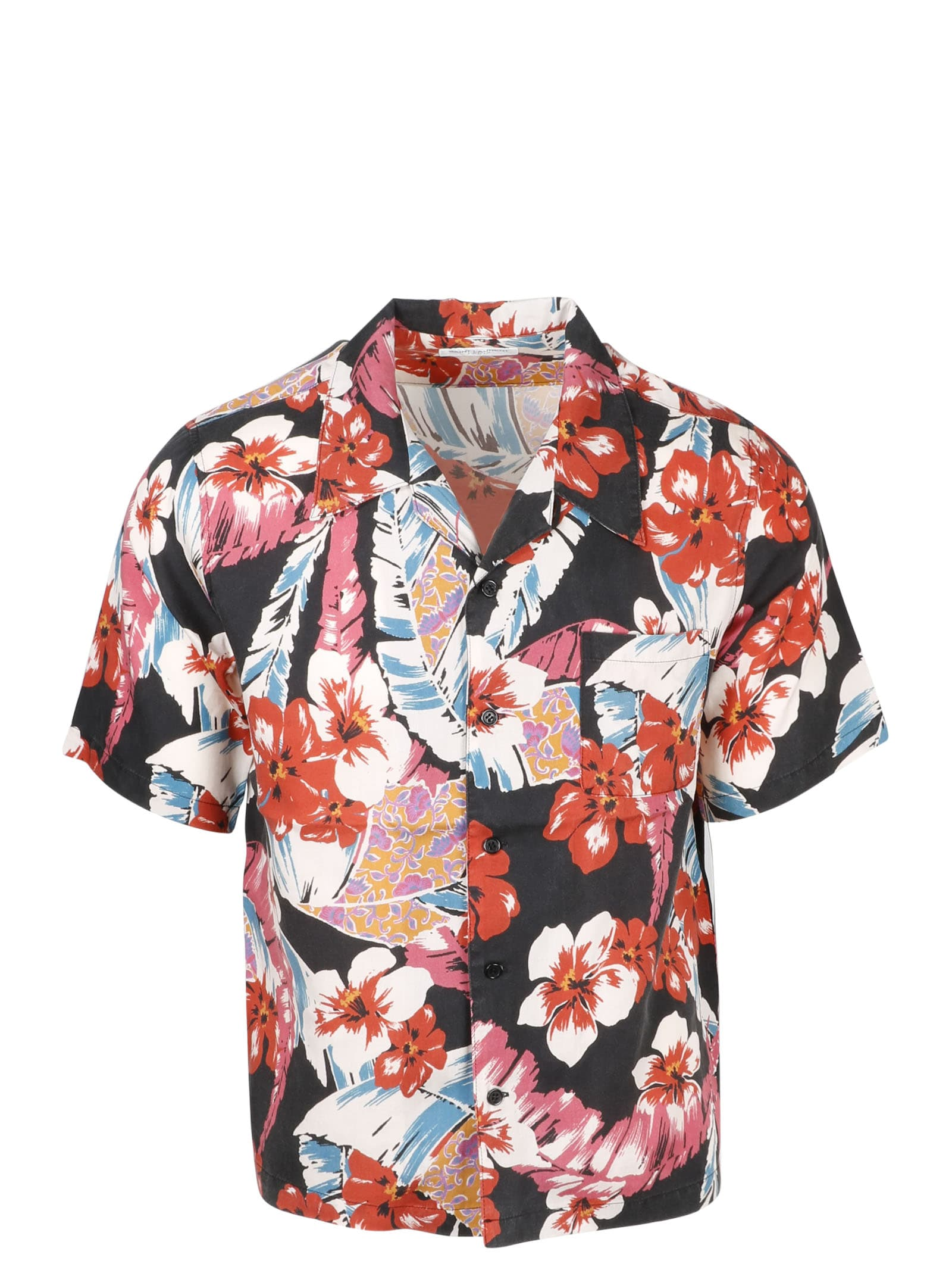 Saint Laurent HAWAIAN SHIRT