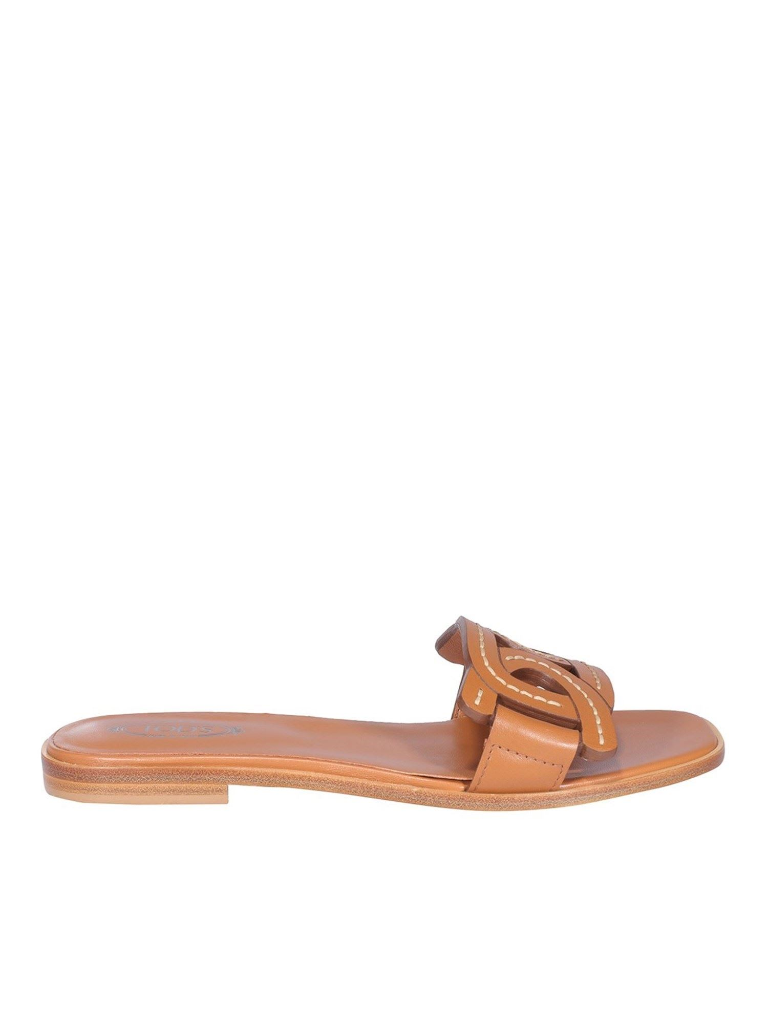 Tod's Leathers SANDALS