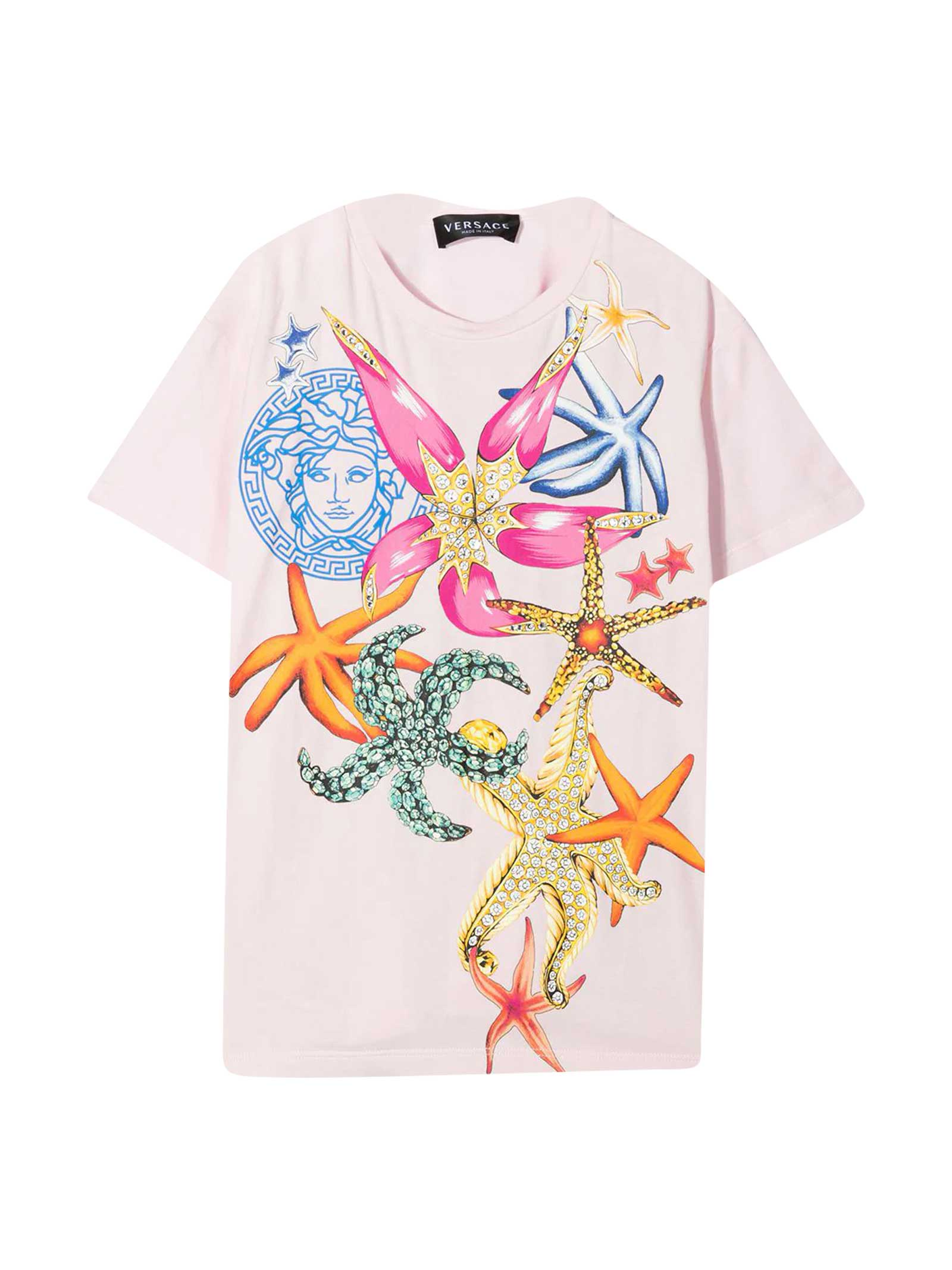 Young Versace T-shirts PRINT T-SHIRT