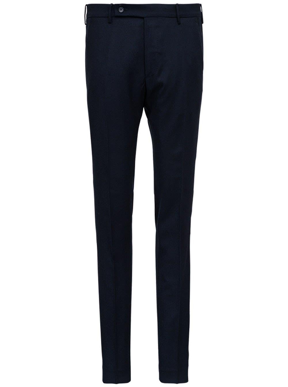 Blue Flannel Pants