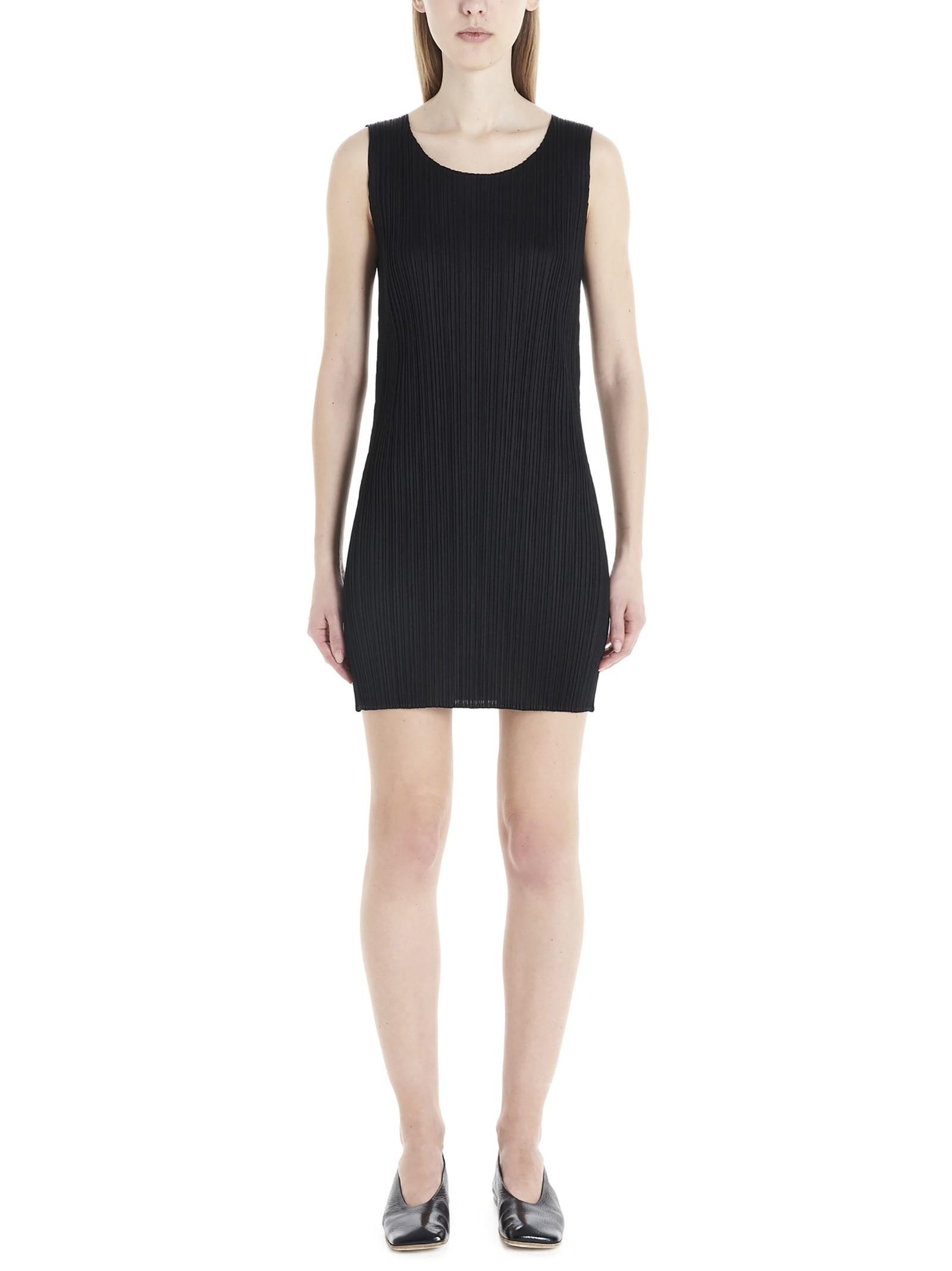 Buy Pleats Please Issey Miyake basic Plissè Dress online, shop Pleats Please Issey Miyake with free shipping