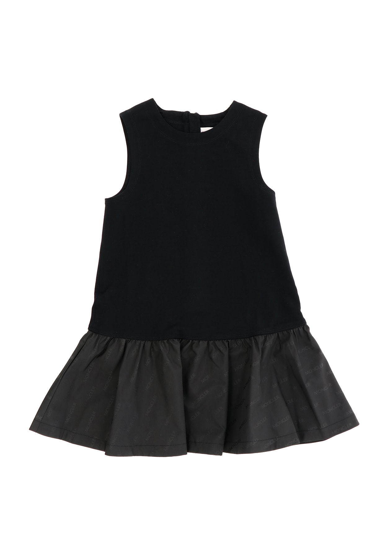 Buy Moncler Flared Dress online, shop Moncler with free shipping