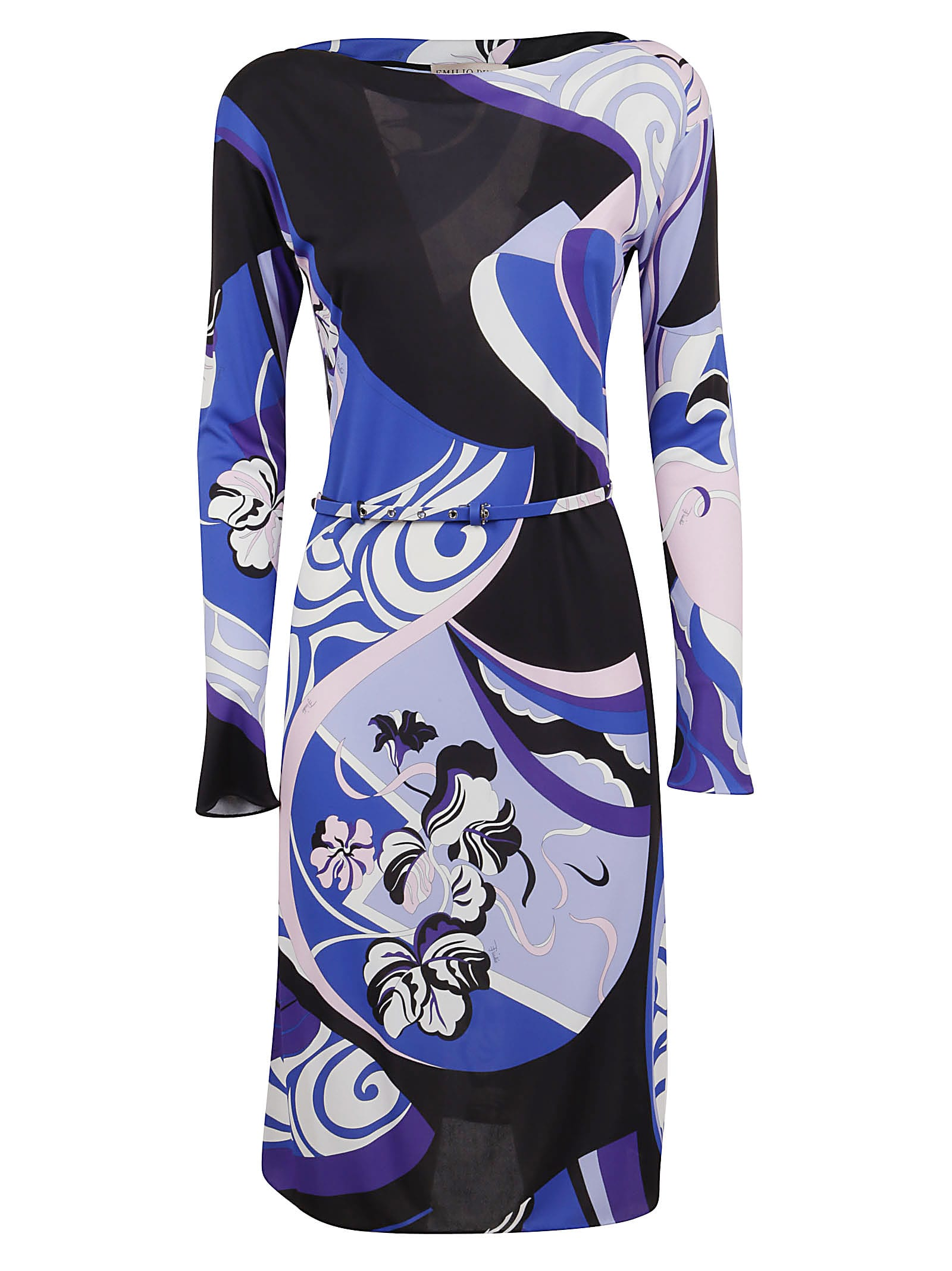 Emilio Pucci Dress+belt