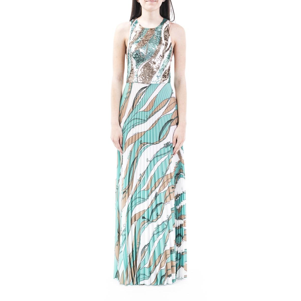 Buy Elisabetta Franchi Dress online, shop Elisabetta Franchi Celyn B. with free shipping