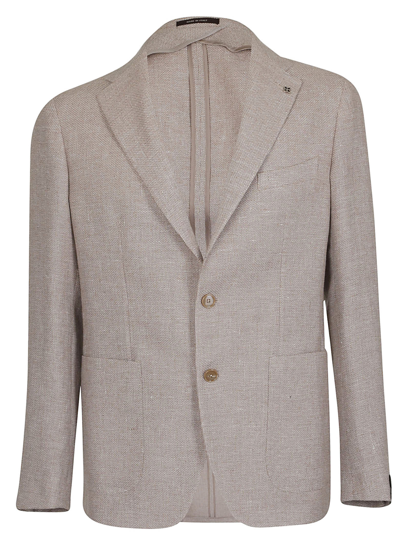 Tagliatore Tagliatore Single Breasted Blazer