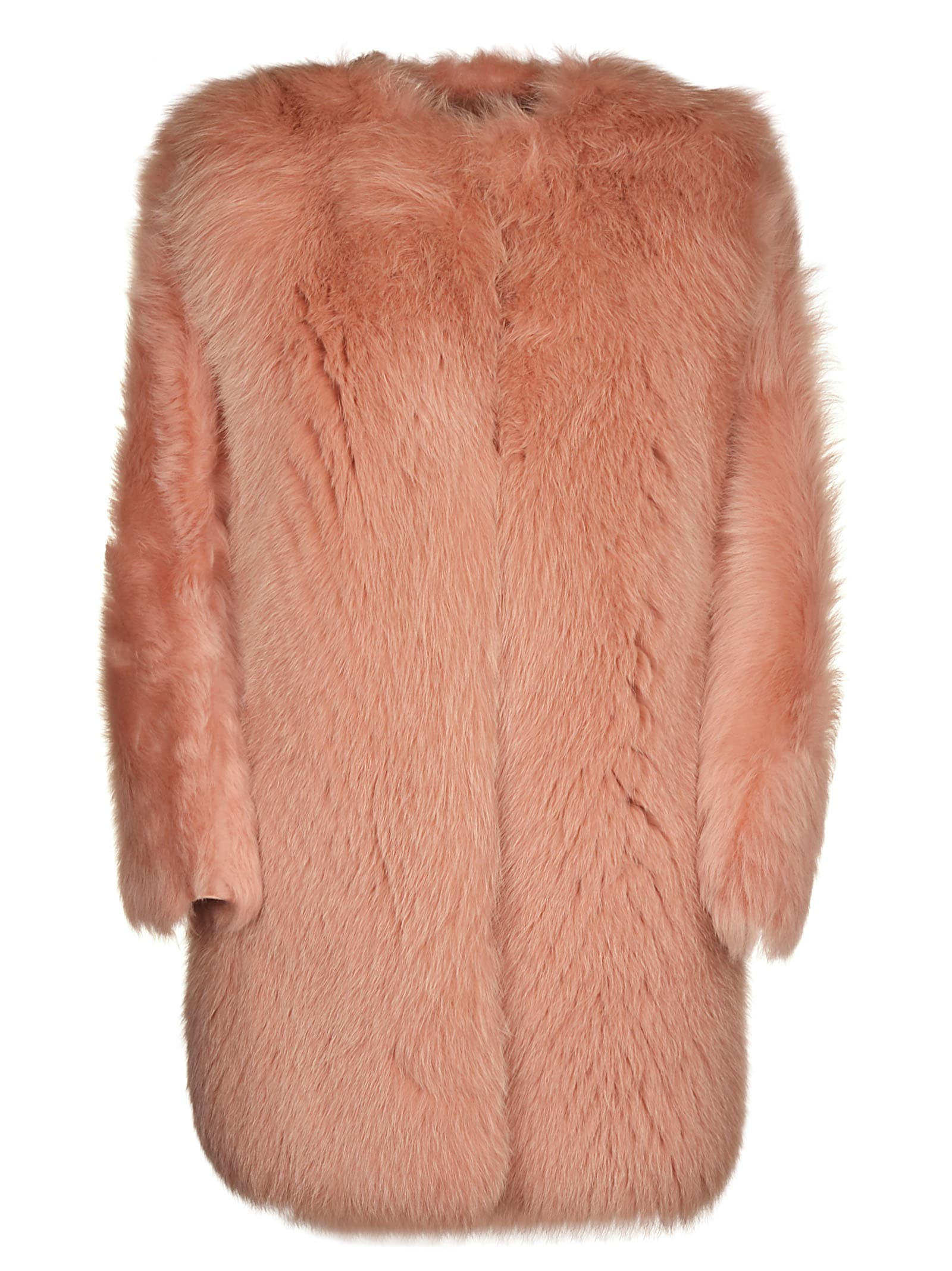 Photo of  Blancha Fur Coat- shop Blancha jackets online sales