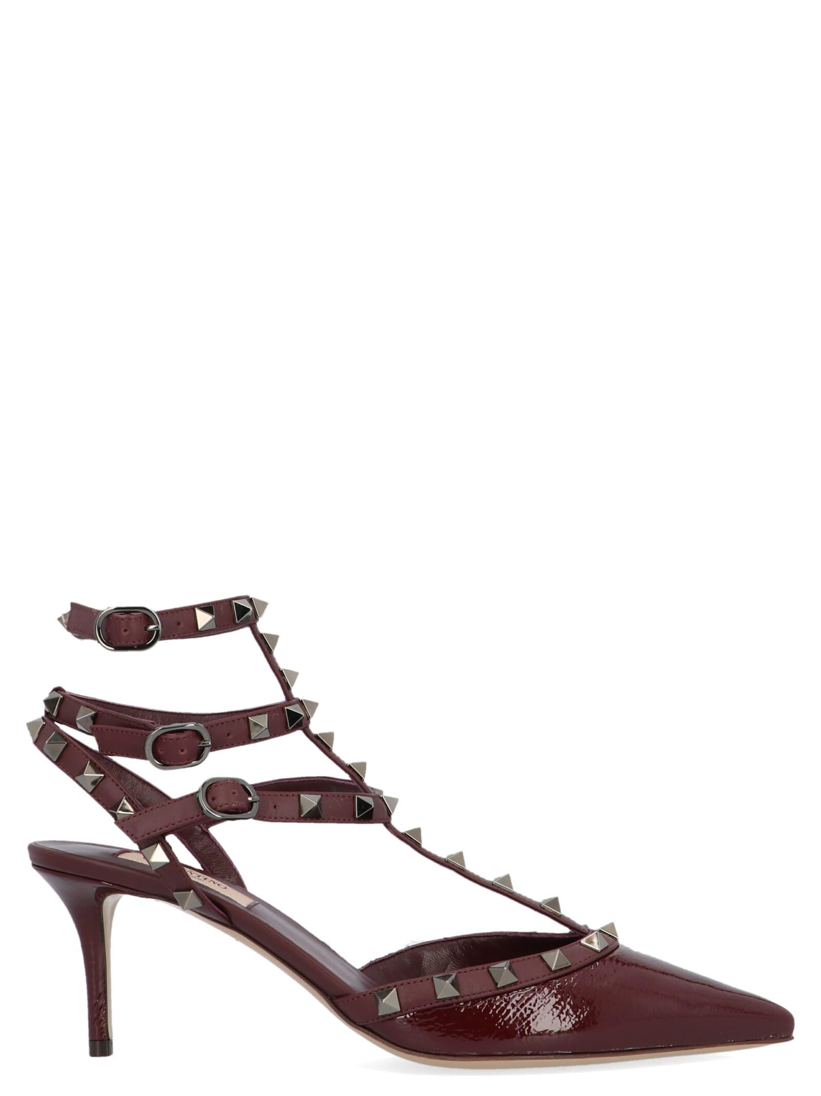 Valentino Garavani Rockstud Shoes In