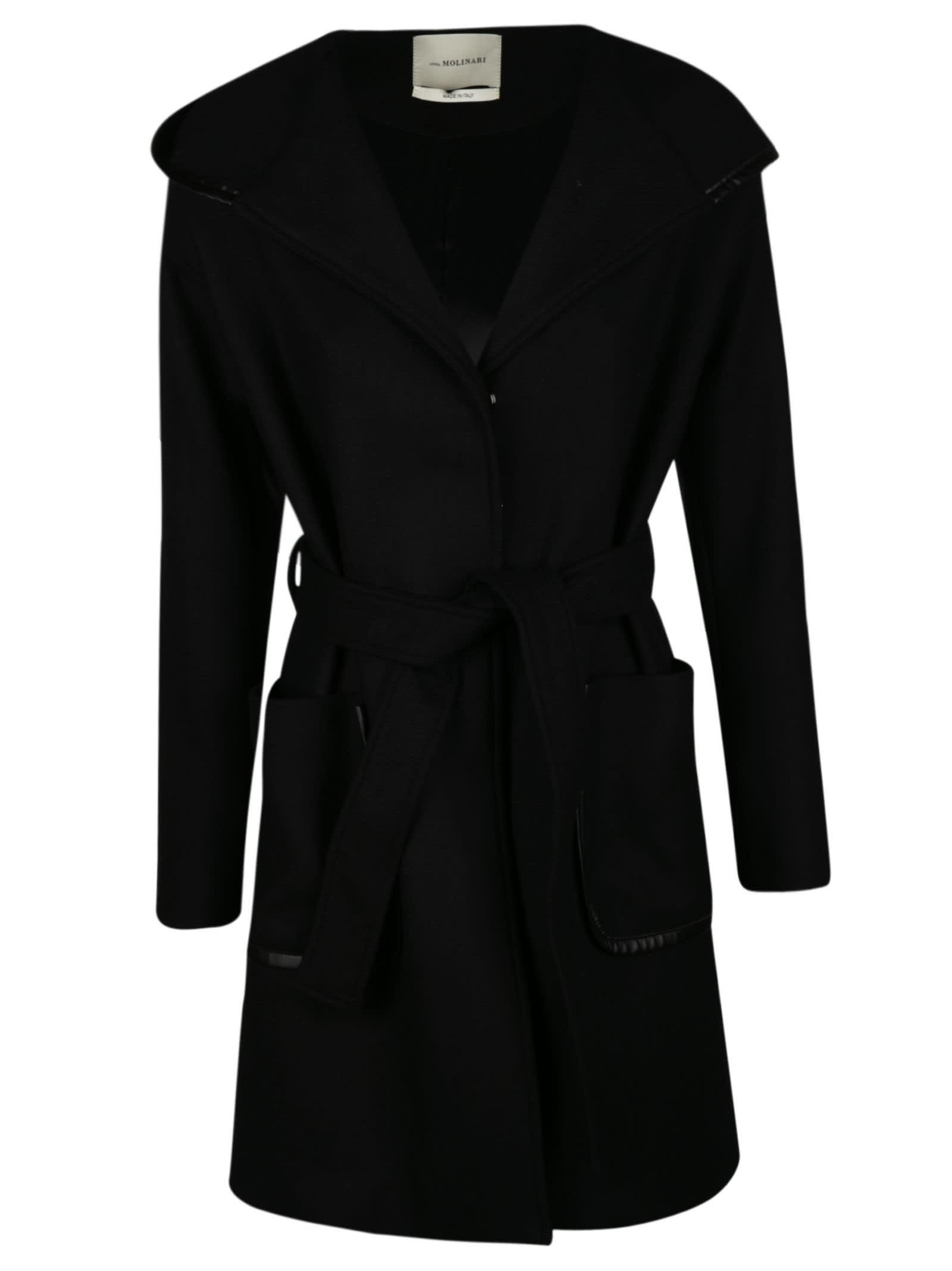 Regular Tie-waist Cardi-coat