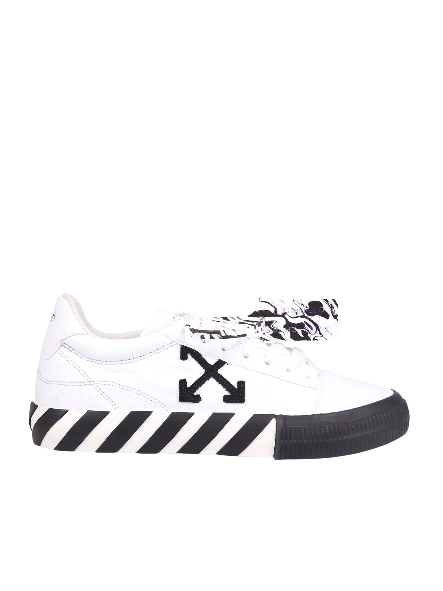Off-White Low tops VULCANIZED SNEAKERS
